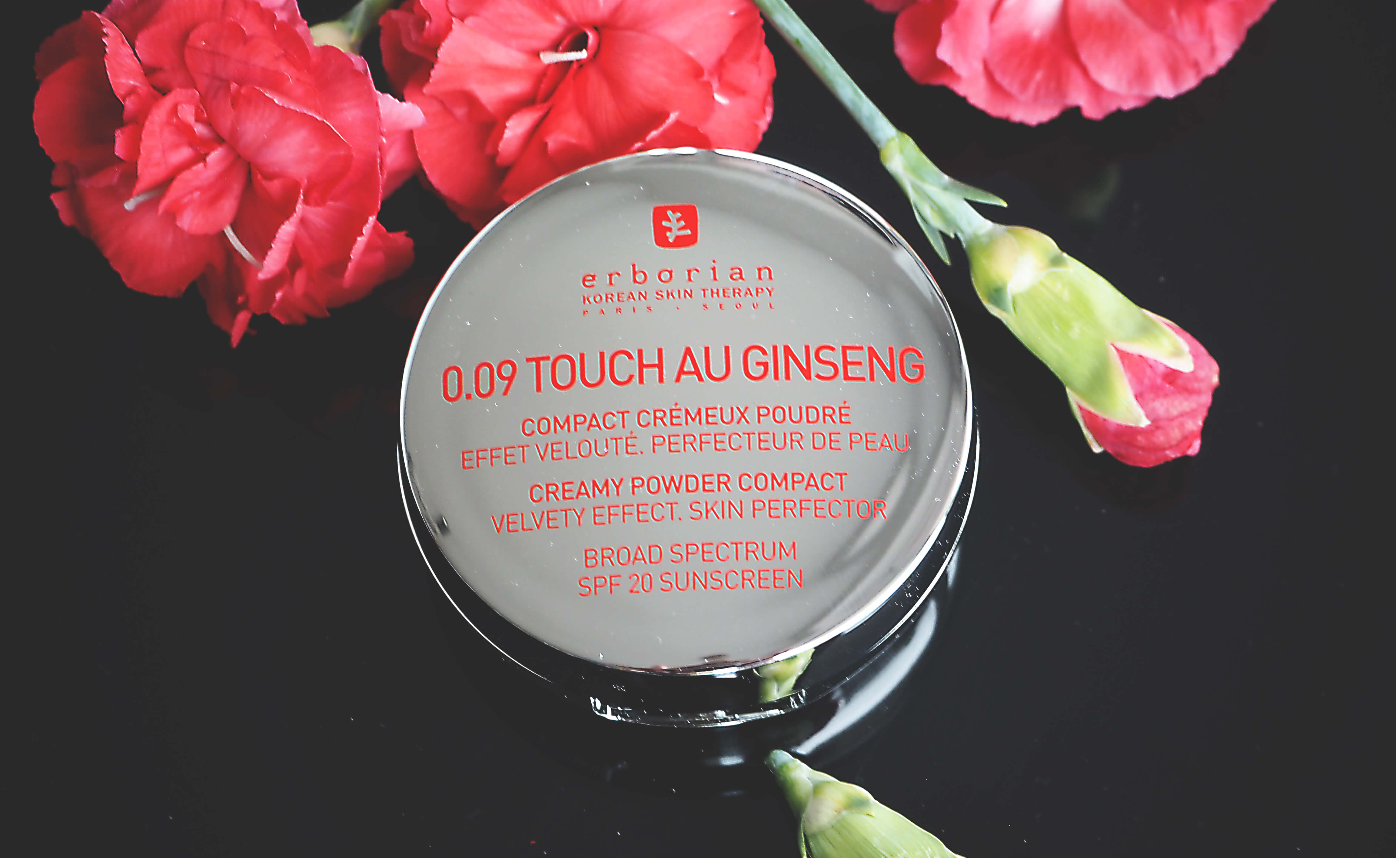 Opinia ERBORIAN 0.09 TOUCH GINSENG