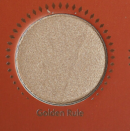 GOLDEN RULE GOLDEN EYESHADOW PALETTE