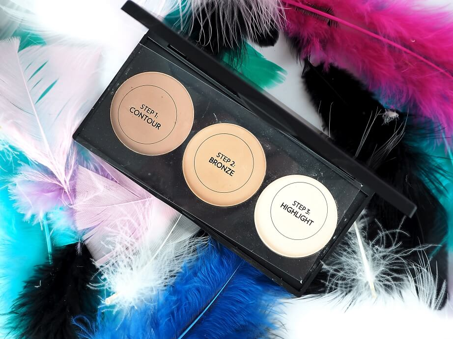 Opinia GOLDEN ROSE CONTOUR POWDER KIT