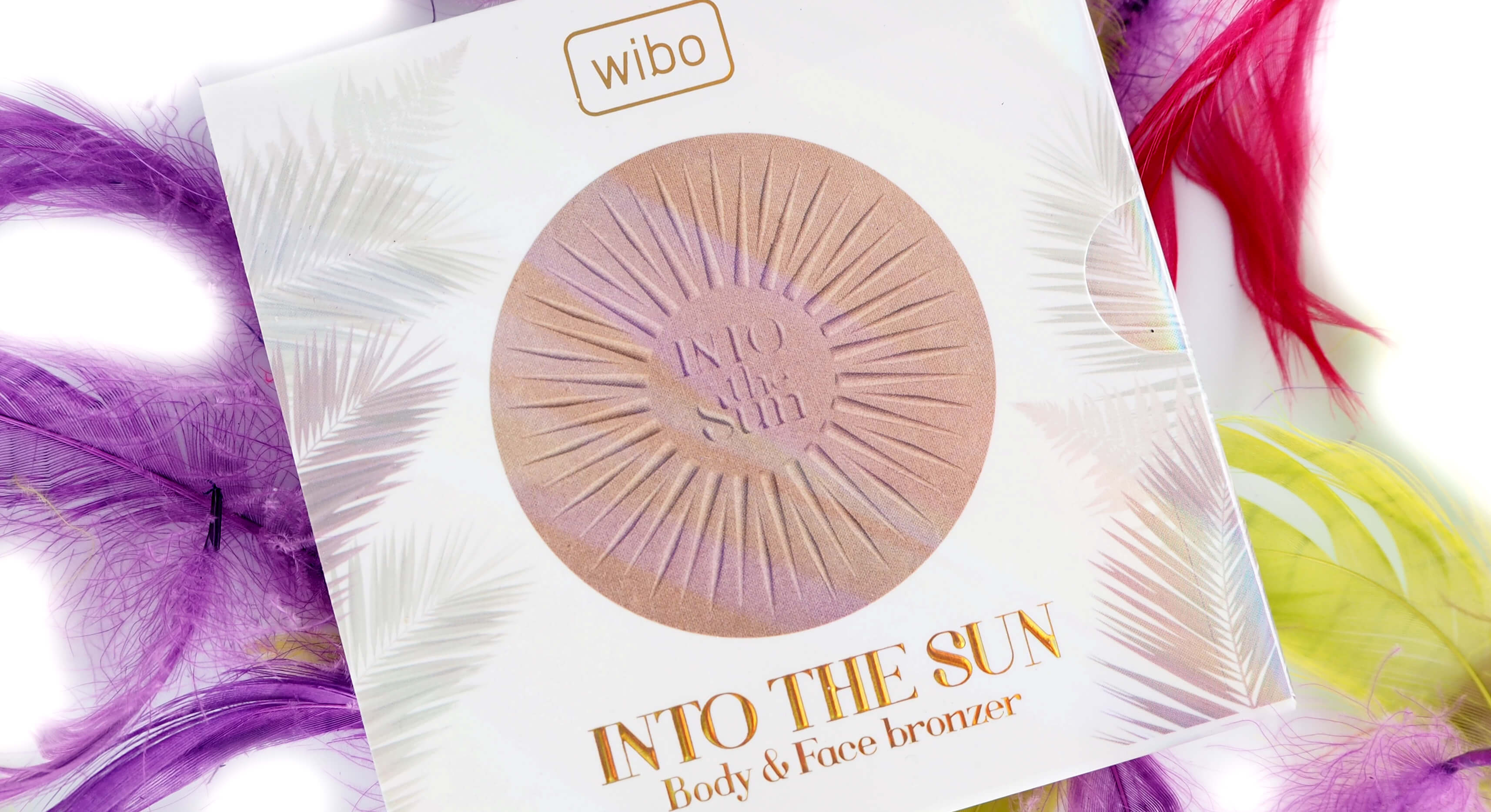 WIBO INTO THE SUN Body&Face Bronzer
