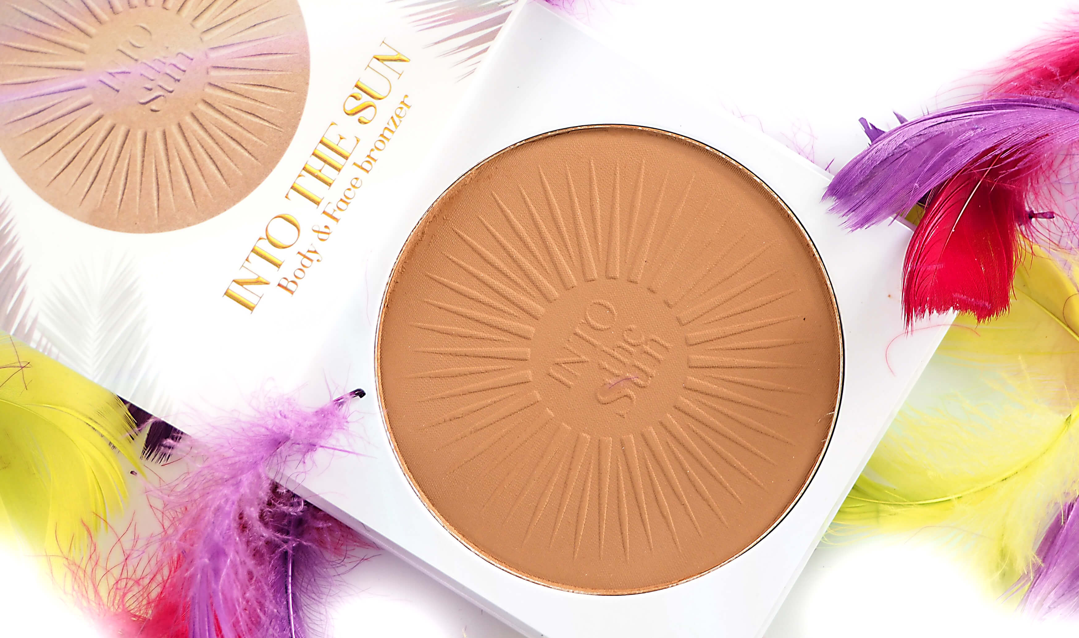 Recenzja WIBO INTO THE SUN Body&Face Bronzer