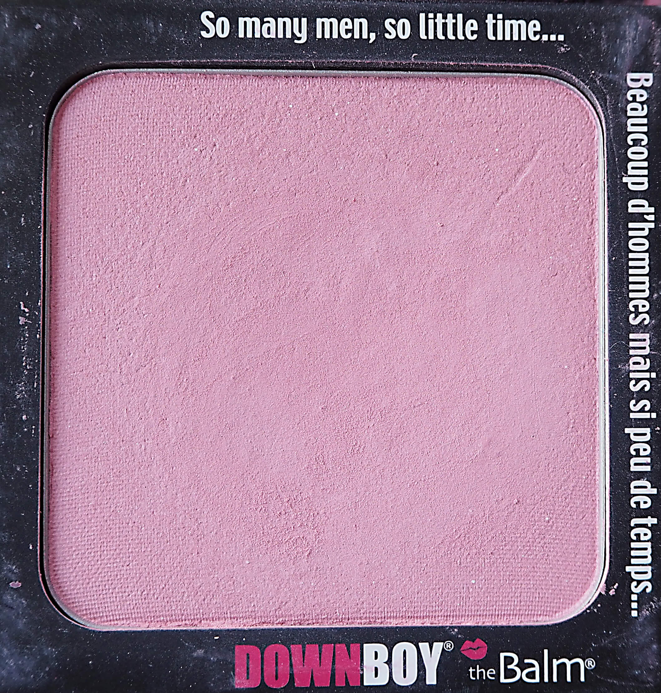 Kolor theBalm DOWN BOY
