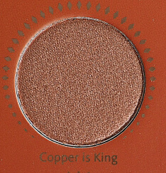 COOPER IS KING GOLDEN EYESHADOW PALETTE