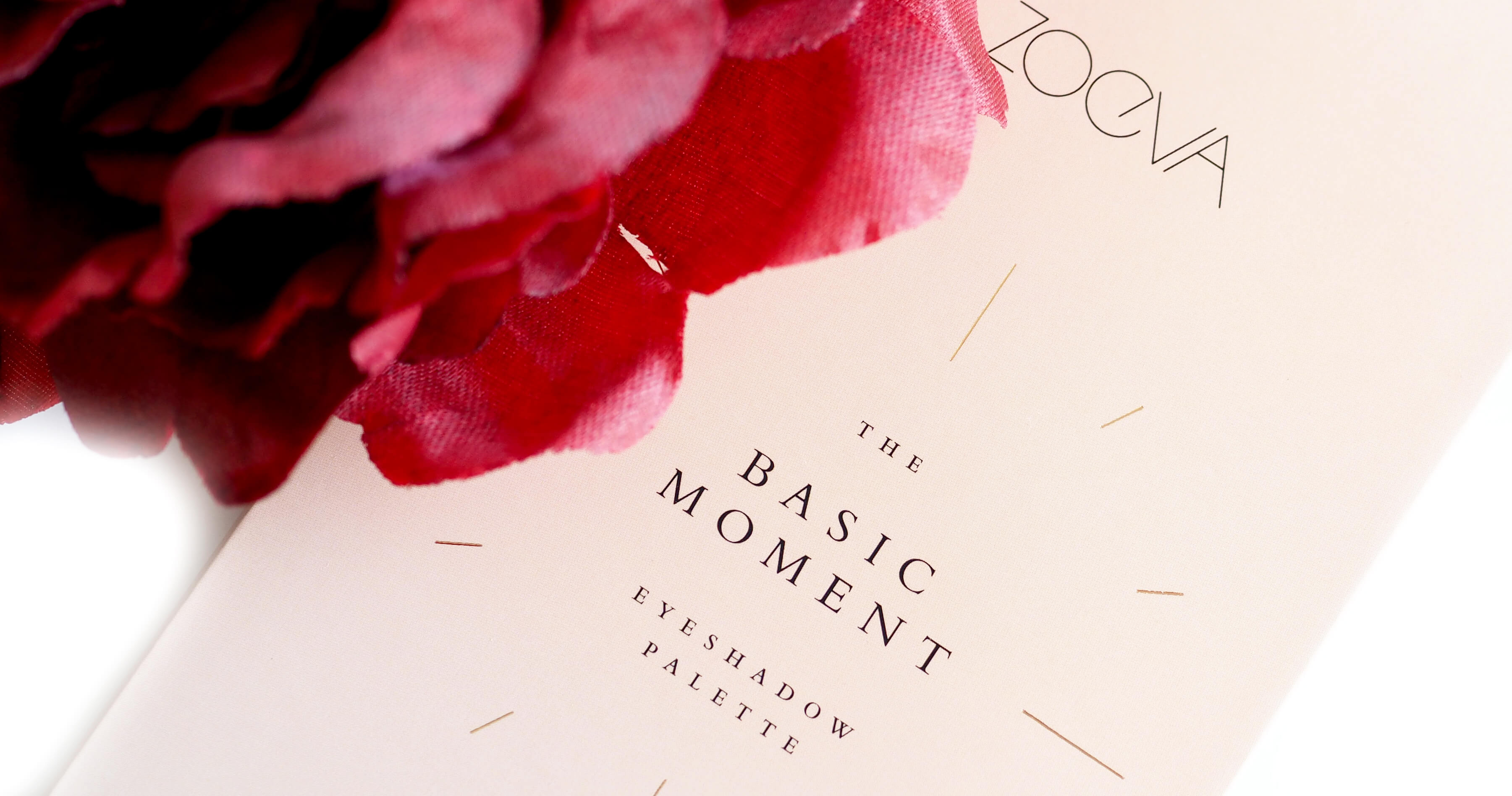 ZOEVA BASIC MOMENT BLUSH COLLECTION 2017