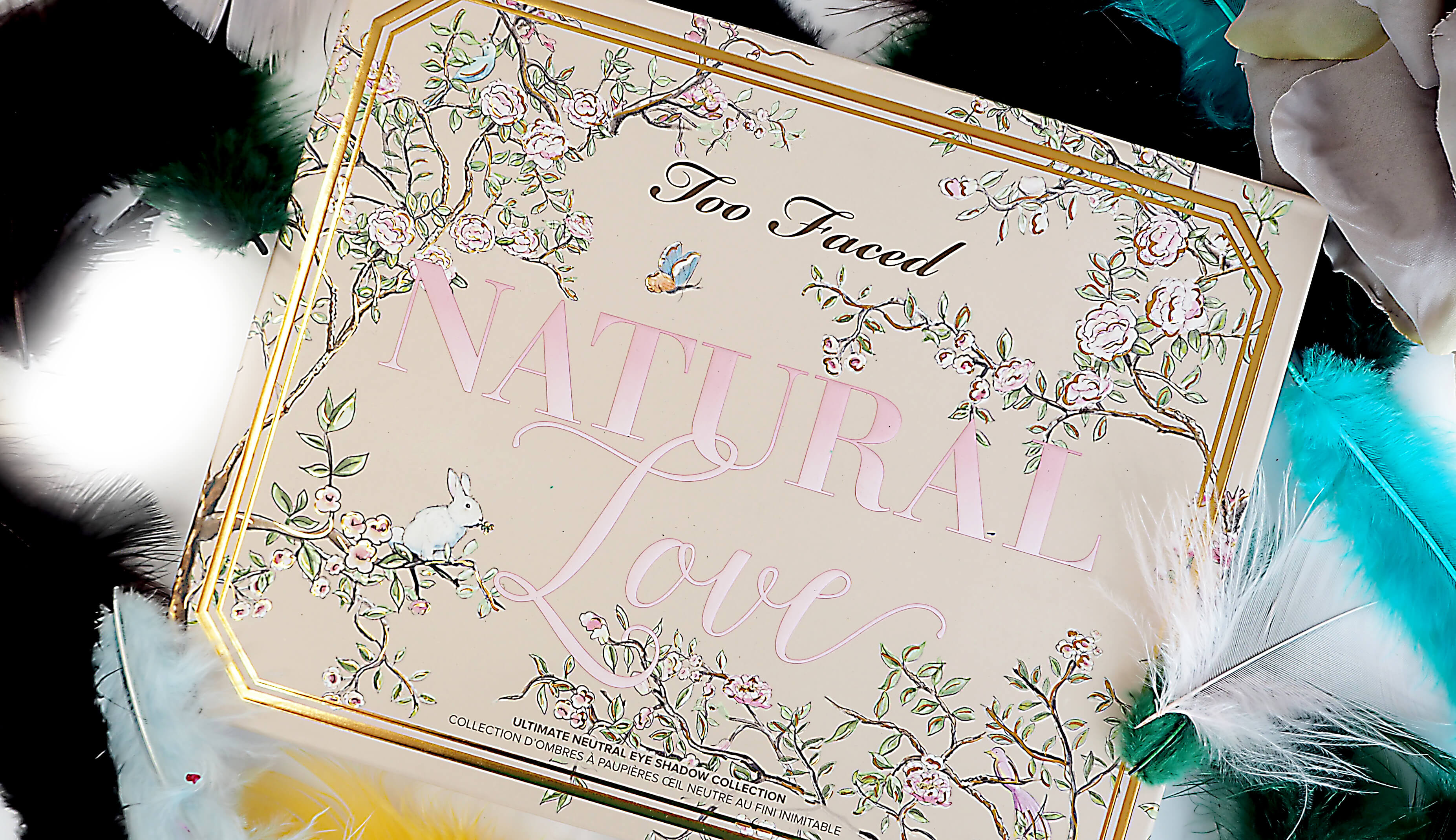 Opinia TOO FACED NATURAL LOVE paleta cieni