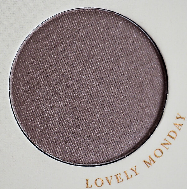 Lovely Monday ZOEVA NATURALLY YOURS