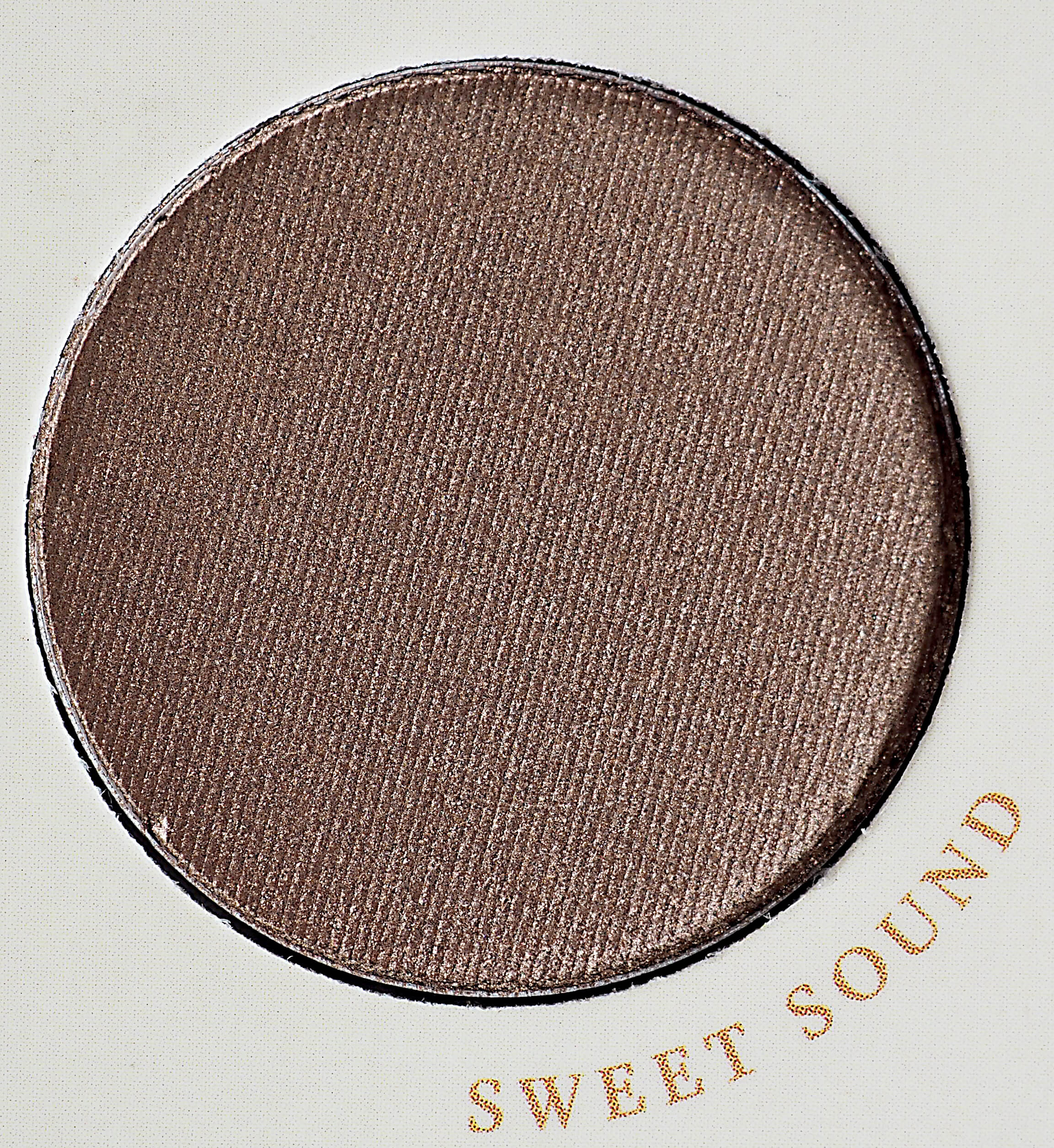 Sweet Sound ZOEVA NATURALLY YOURS