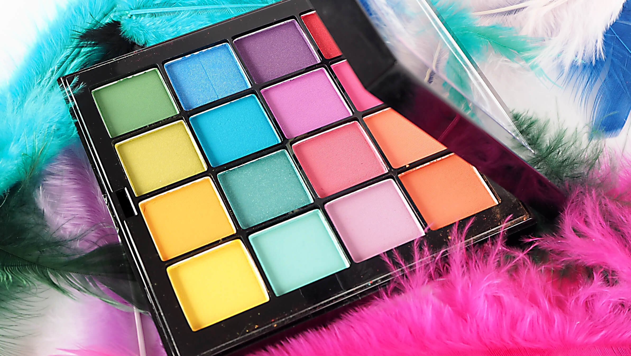 OPINIA NYX ULTIMATE Shadow Palette BRIGHTS