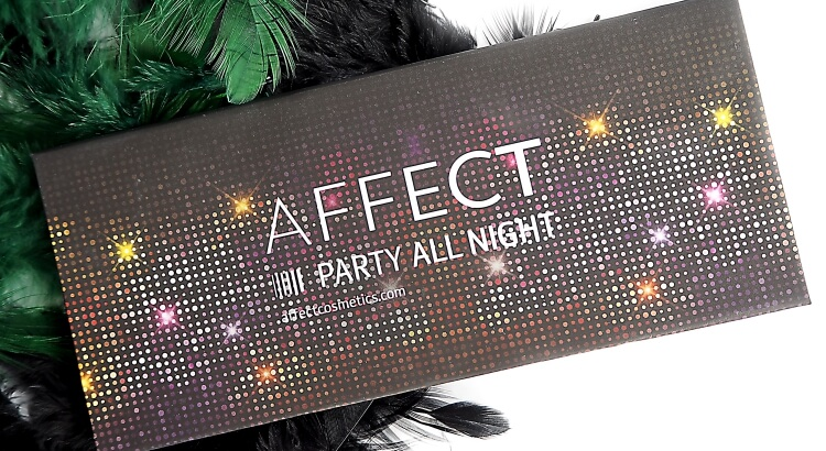 Recenzja AFFECT COSMETICS PARTY ALL NIGHT