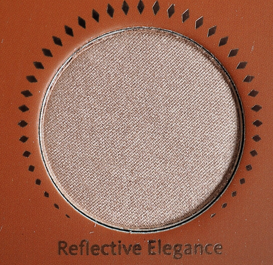 REFLECTIVE ELEGANCE ROSE GOLDEN EYESHADOW PALETTE