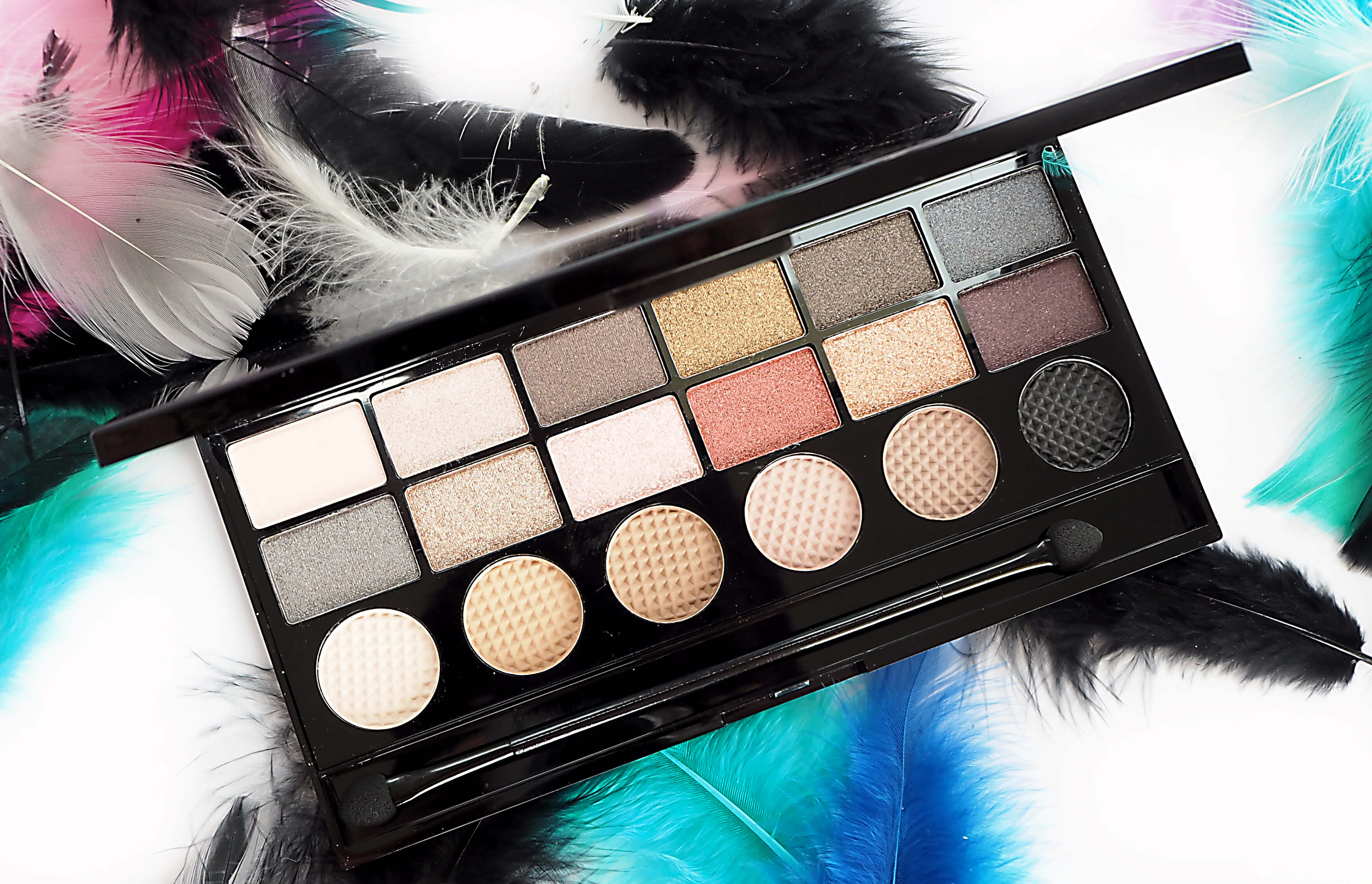 Recenzja MAKEUP REVOLUTION SALVATION PALETTE Run Boy Run