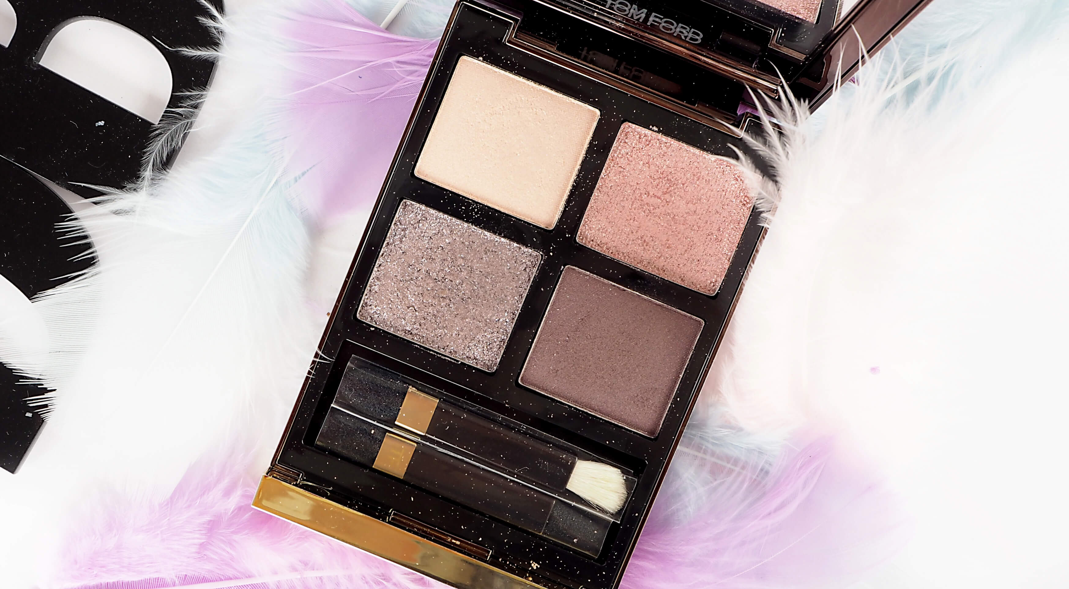 Recenzja TOM FORD SEDUCTIVE ROSE Eye Color Quad