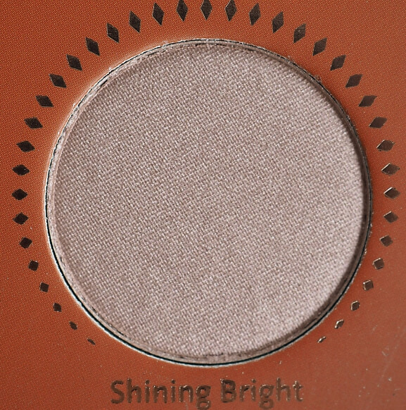 SHINING BRIGHT ROSE GOLDEN EYESHADOW PALETTE