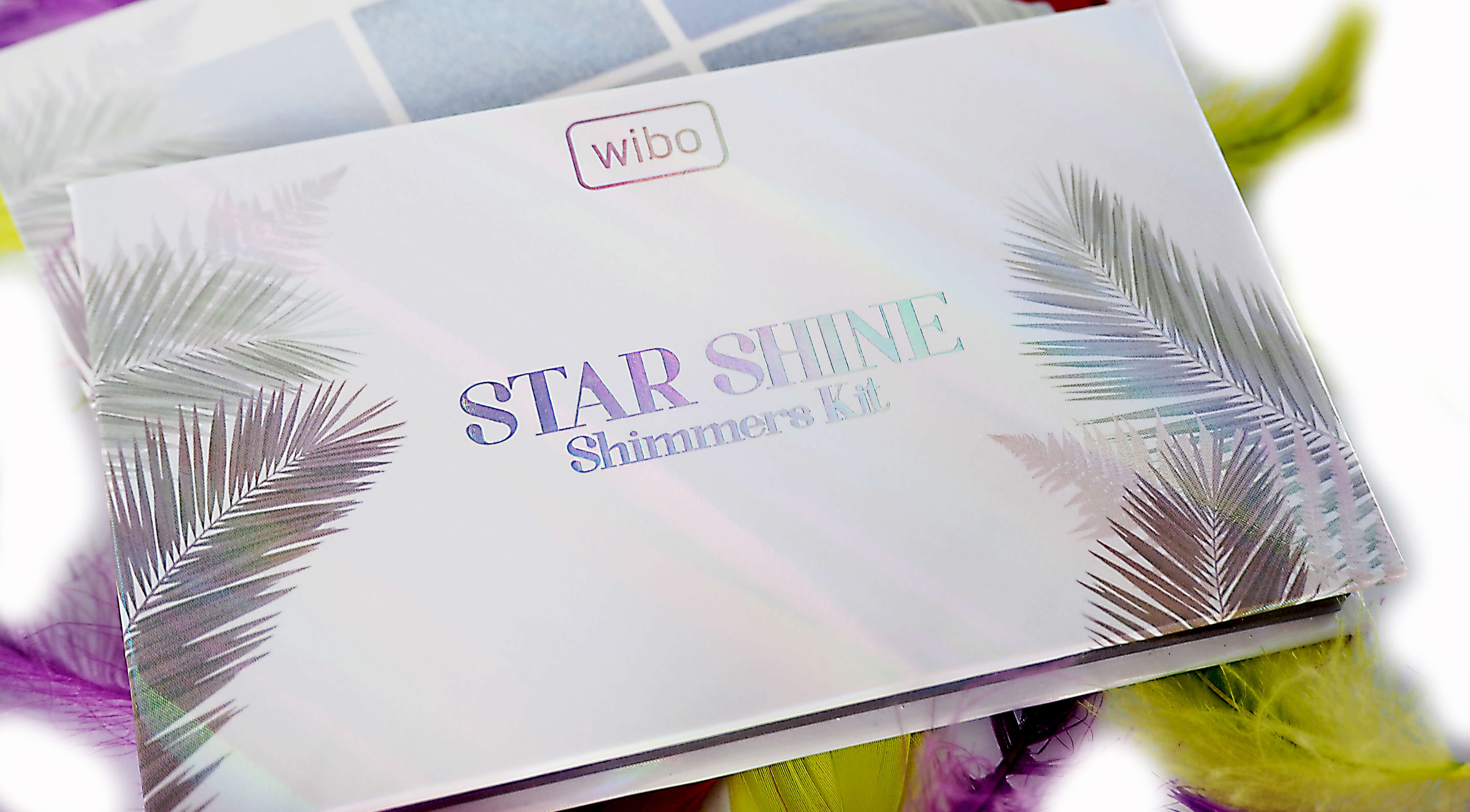 Opinia WIBO STAR SHINE Shimmers Kit