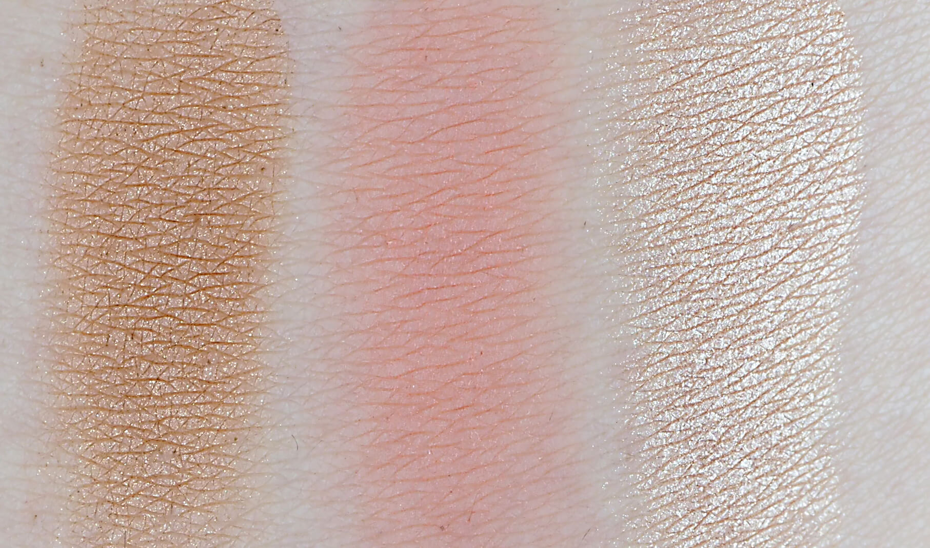 Swatches BECCA Sunchaser Palette