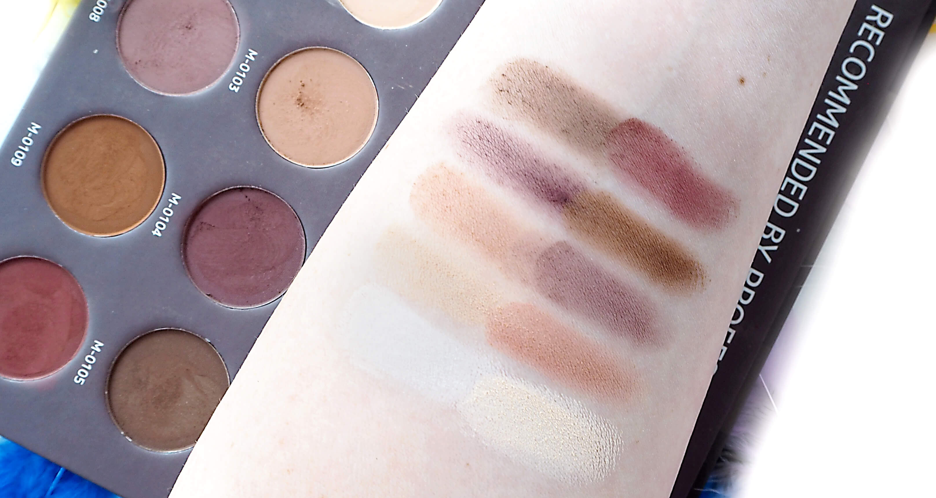 AFFFECT NATURALLY MATT Swatches