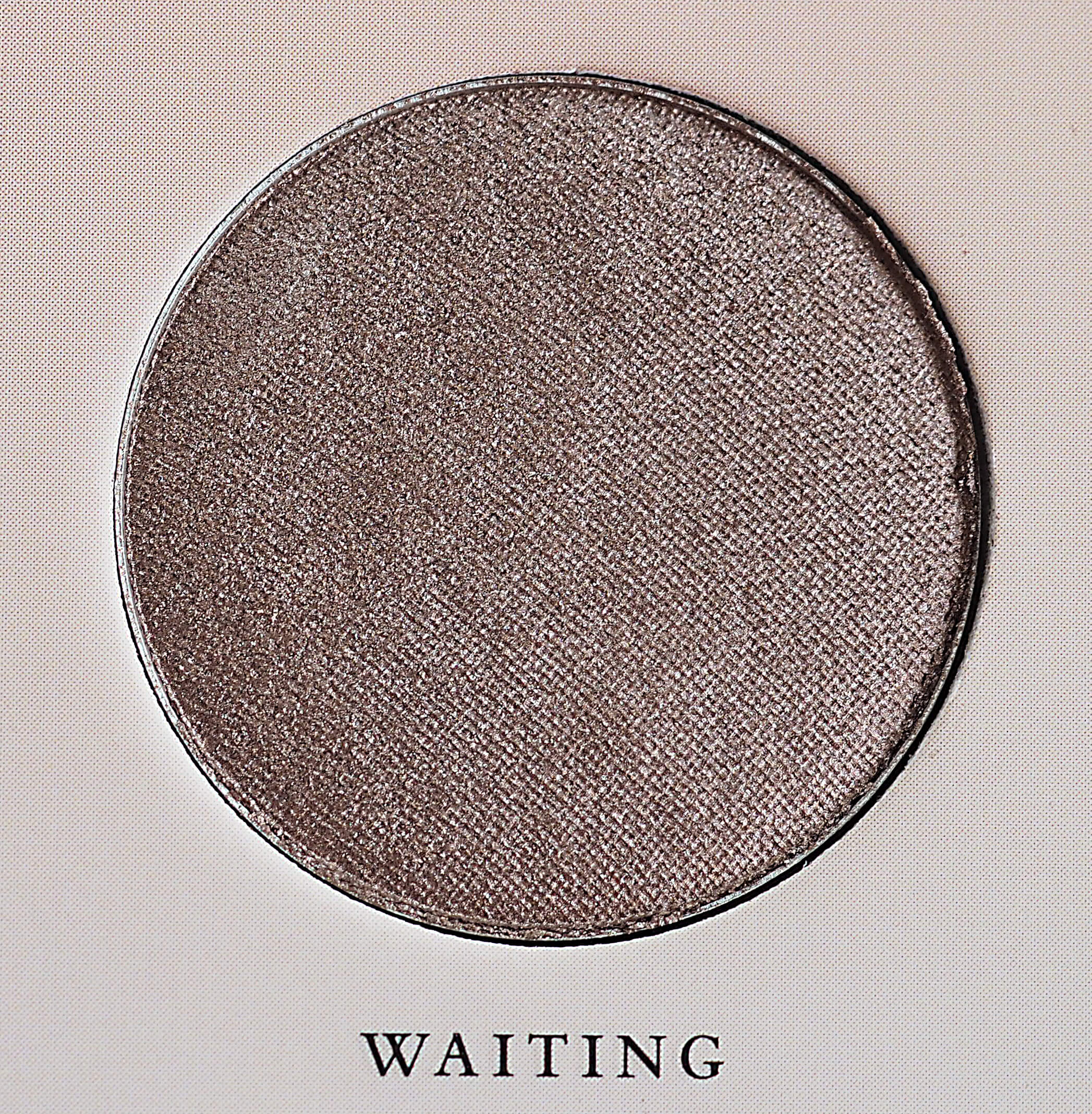 WAITING BASIC MOMENT PALETTE