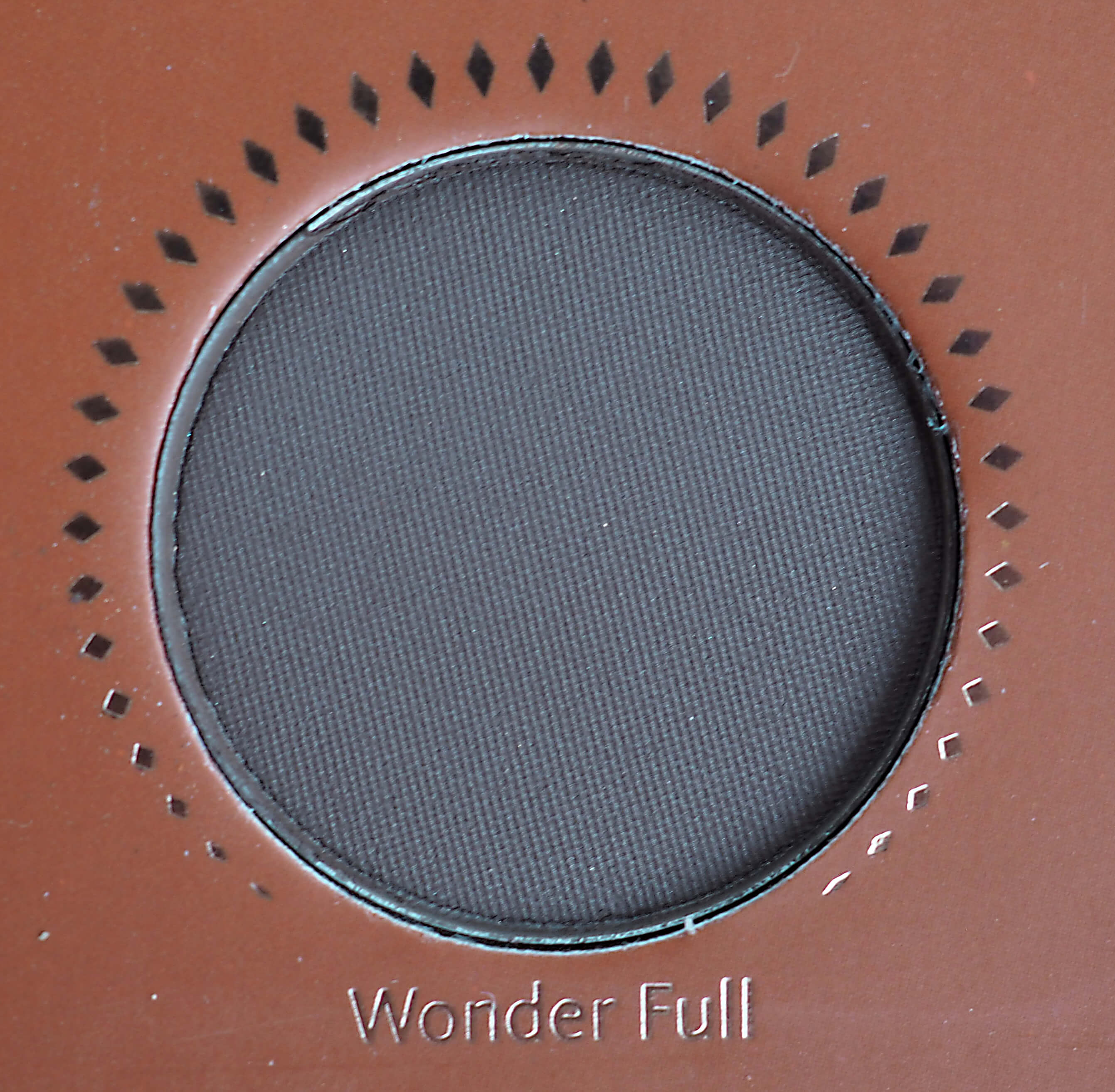 WONDER FULL GOLDEN EYESHADOW PALETTE