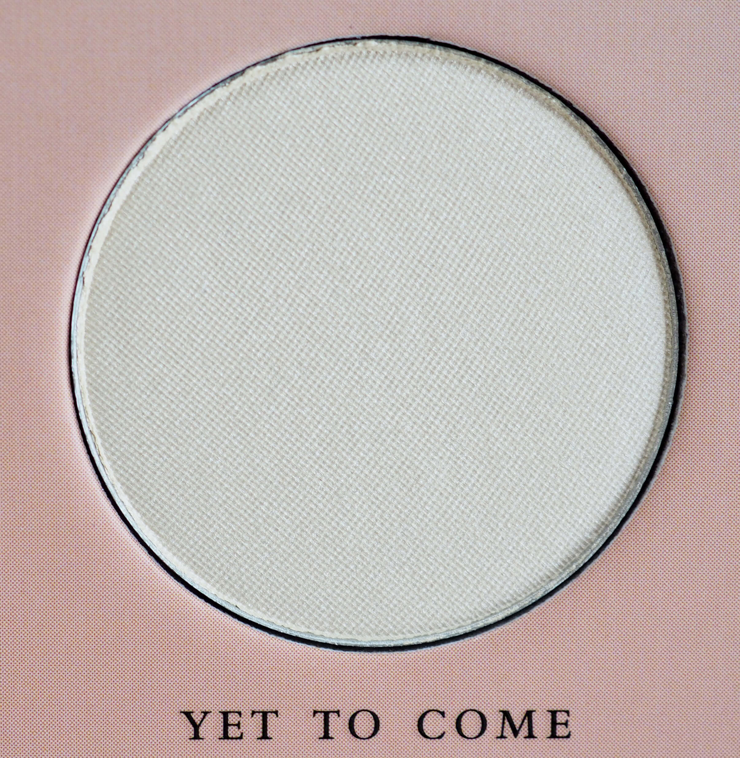 YET TO COME BASIC MOMENT PALETTE