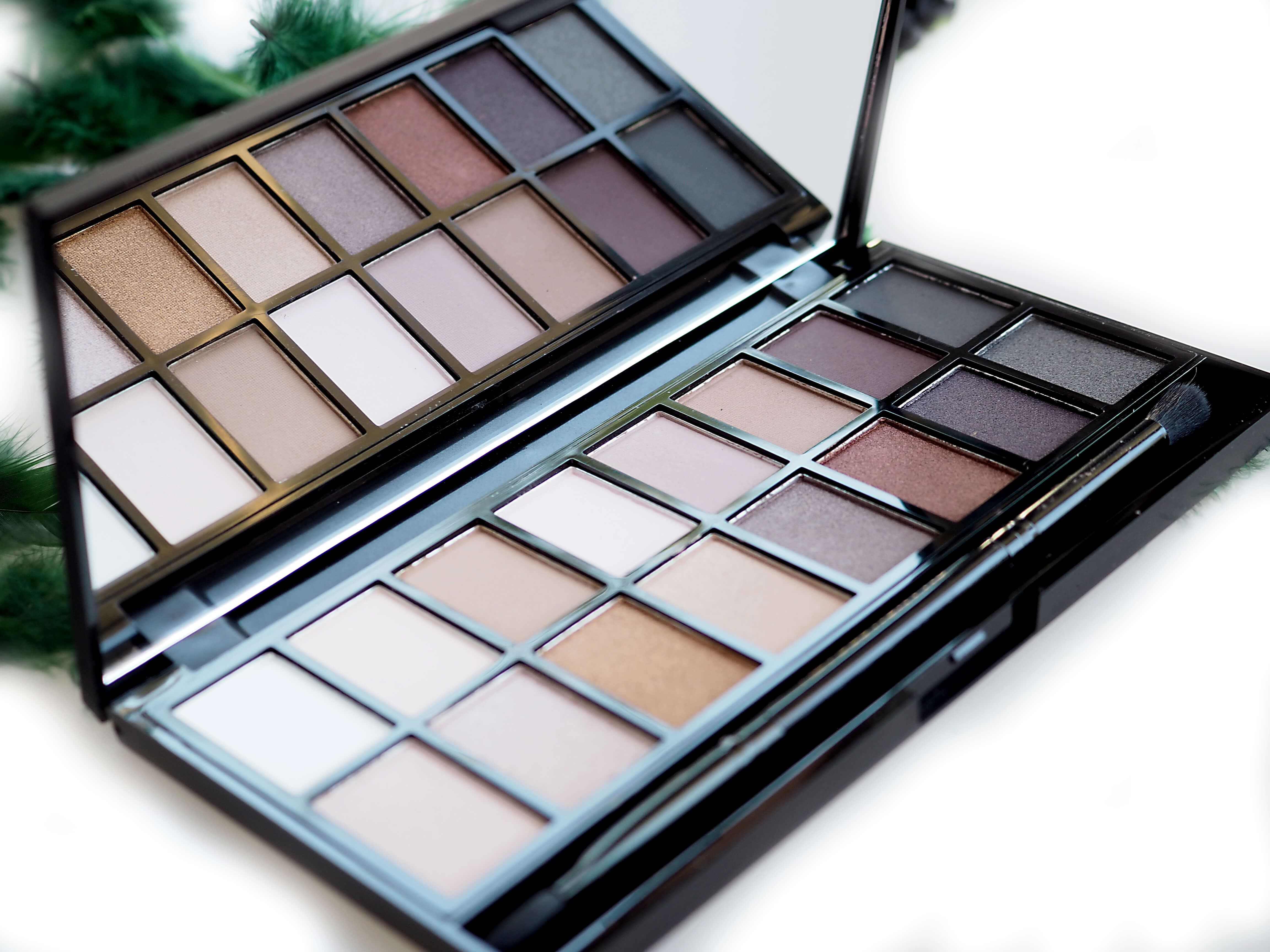 Recenzja MAKEUP REVOLUTION ICONIC PRO 1