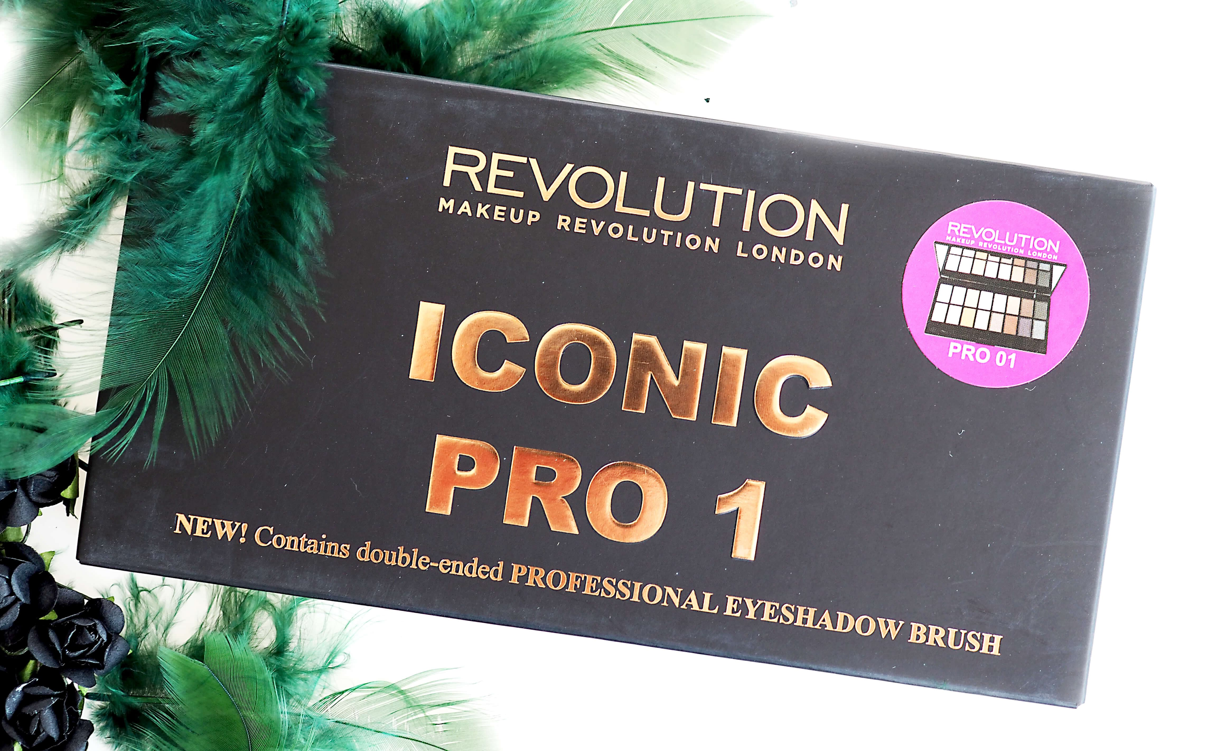 MAKEUP REVOLUTION ICONIC PRO 1