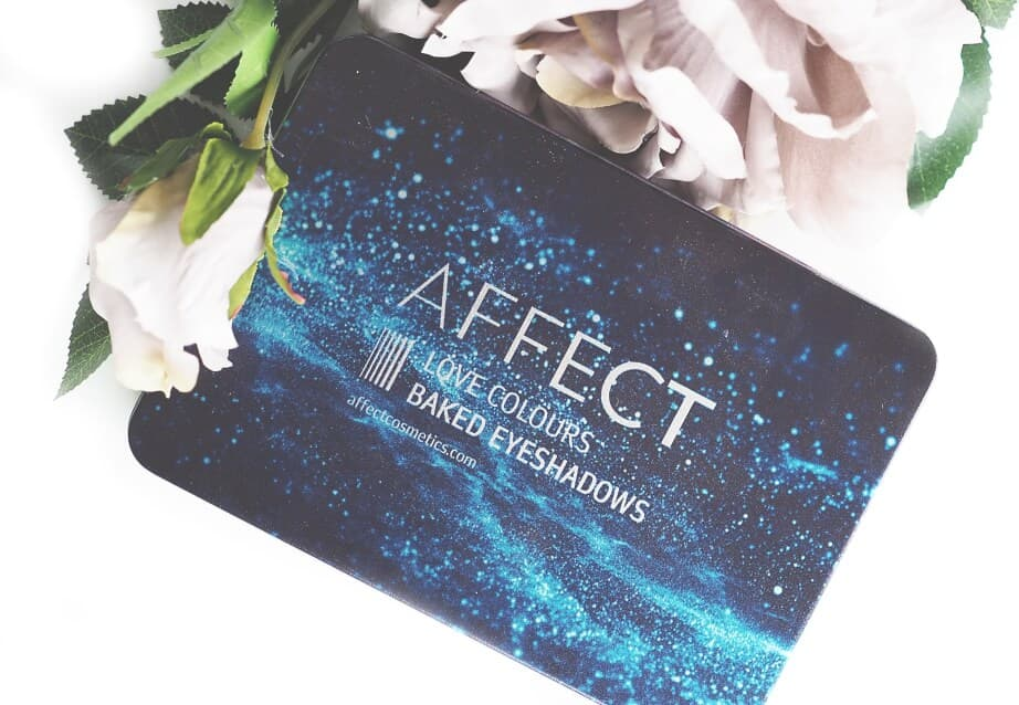 Recenzja AFFECT LOVE COLOURS BAKED EYESHADOWS