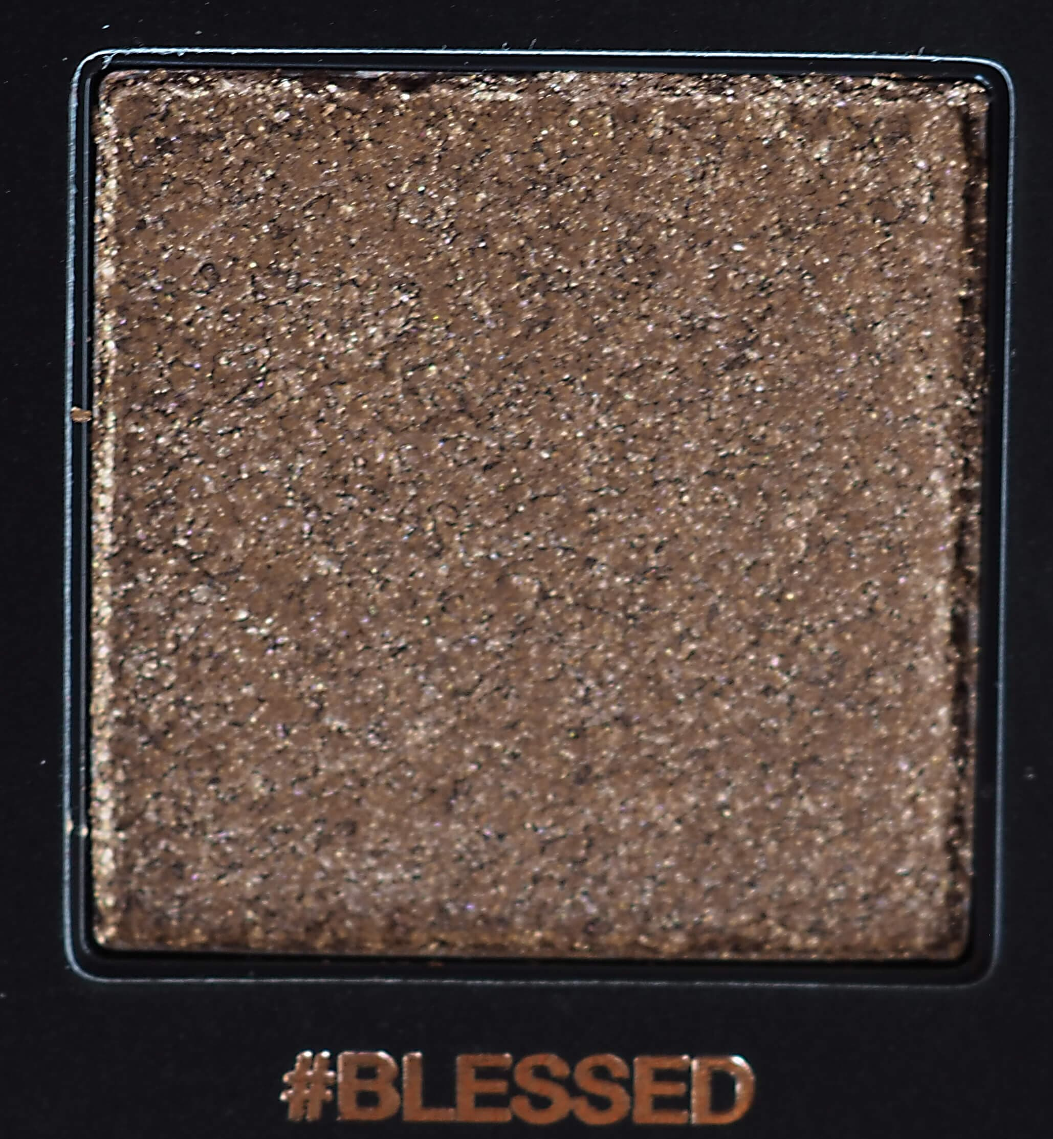 #BLESSED HUDA ROSE GOLD EDITION