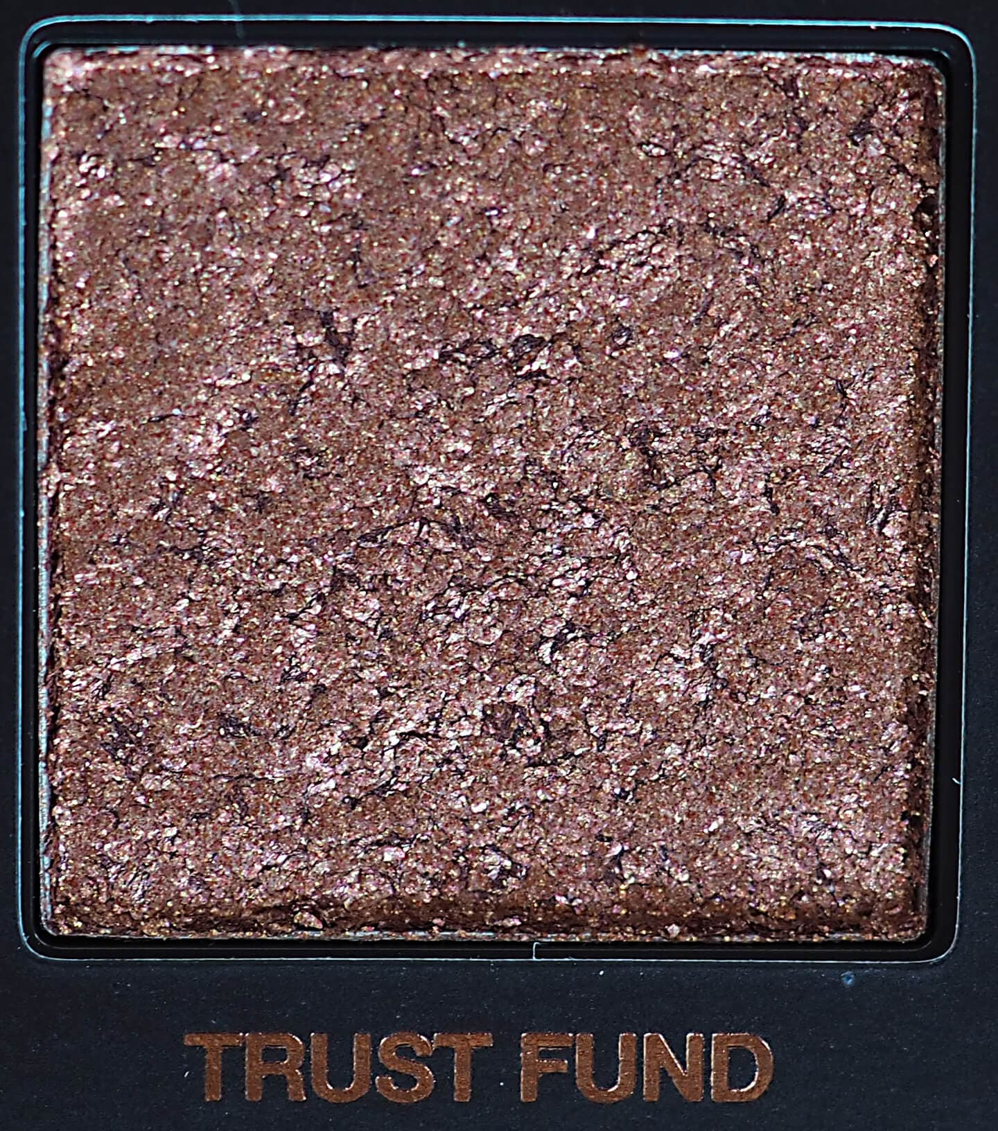 TRUST FUND HUDA ROSE GOLD EDITION