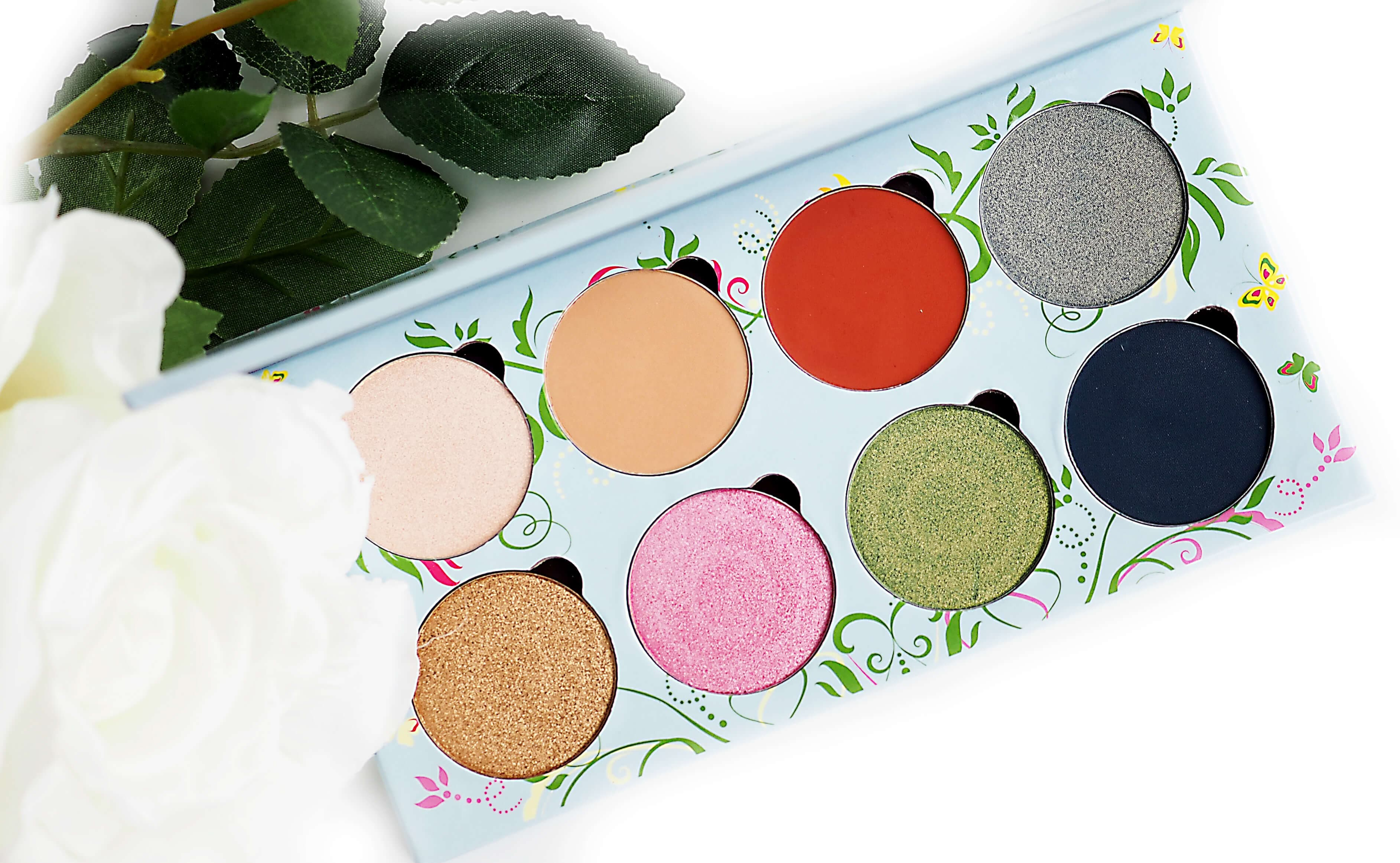 Opinia MAKEUP ADDICTION MEADOW PALETA CIENI