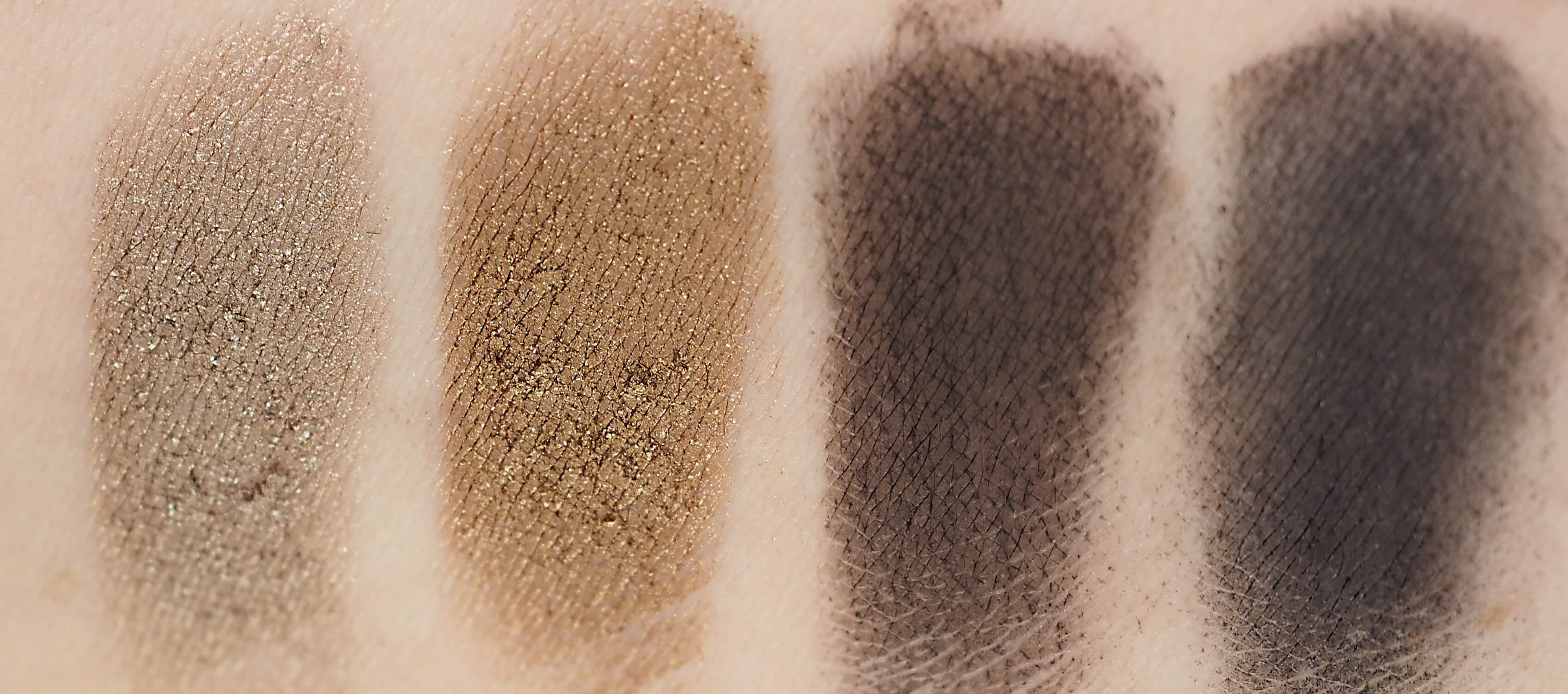 SWATCHES NARSissist LOADED 3 rząd