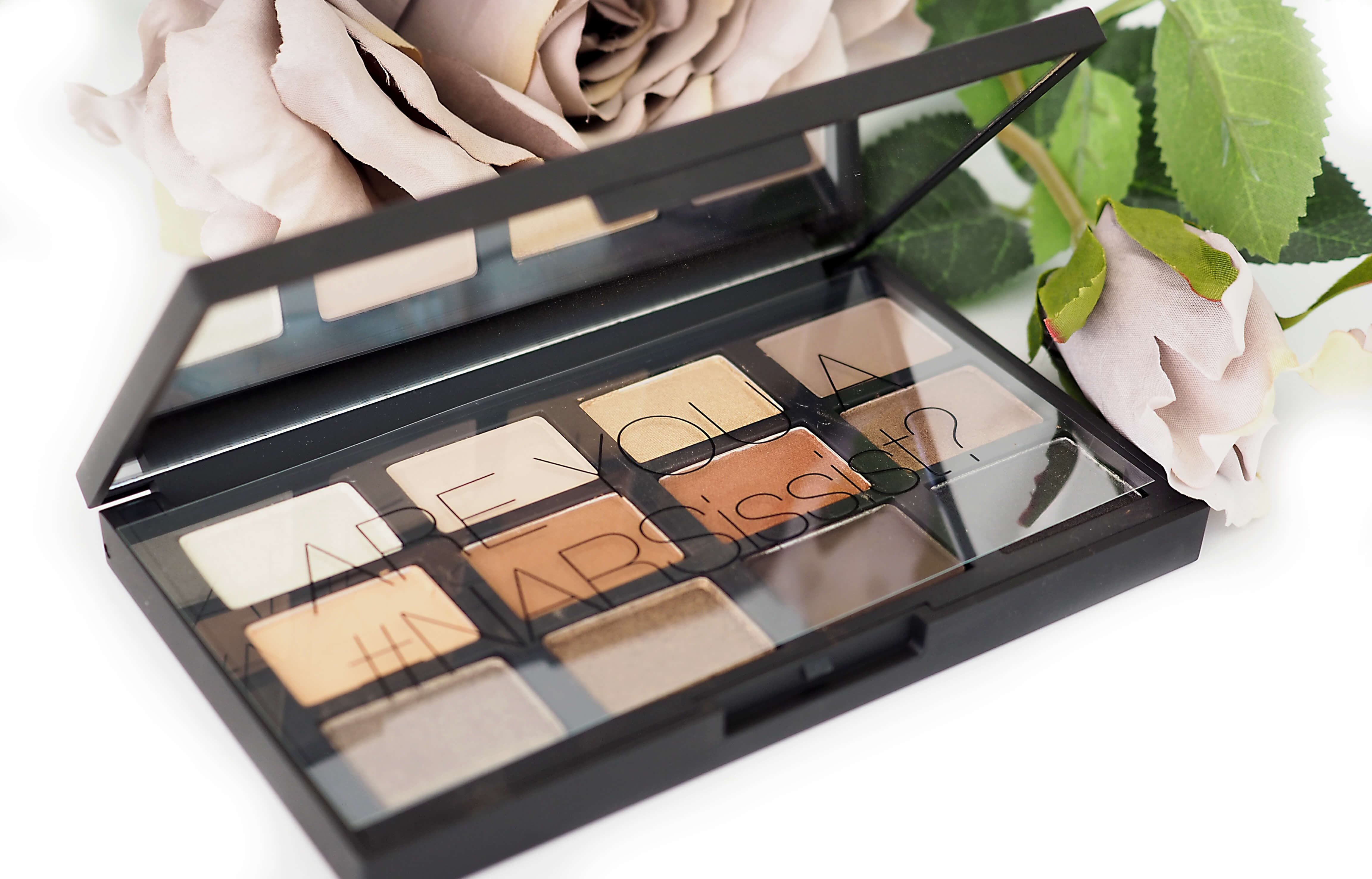 Recenzja NARSissist LOADED EYESHADOW PALETTE