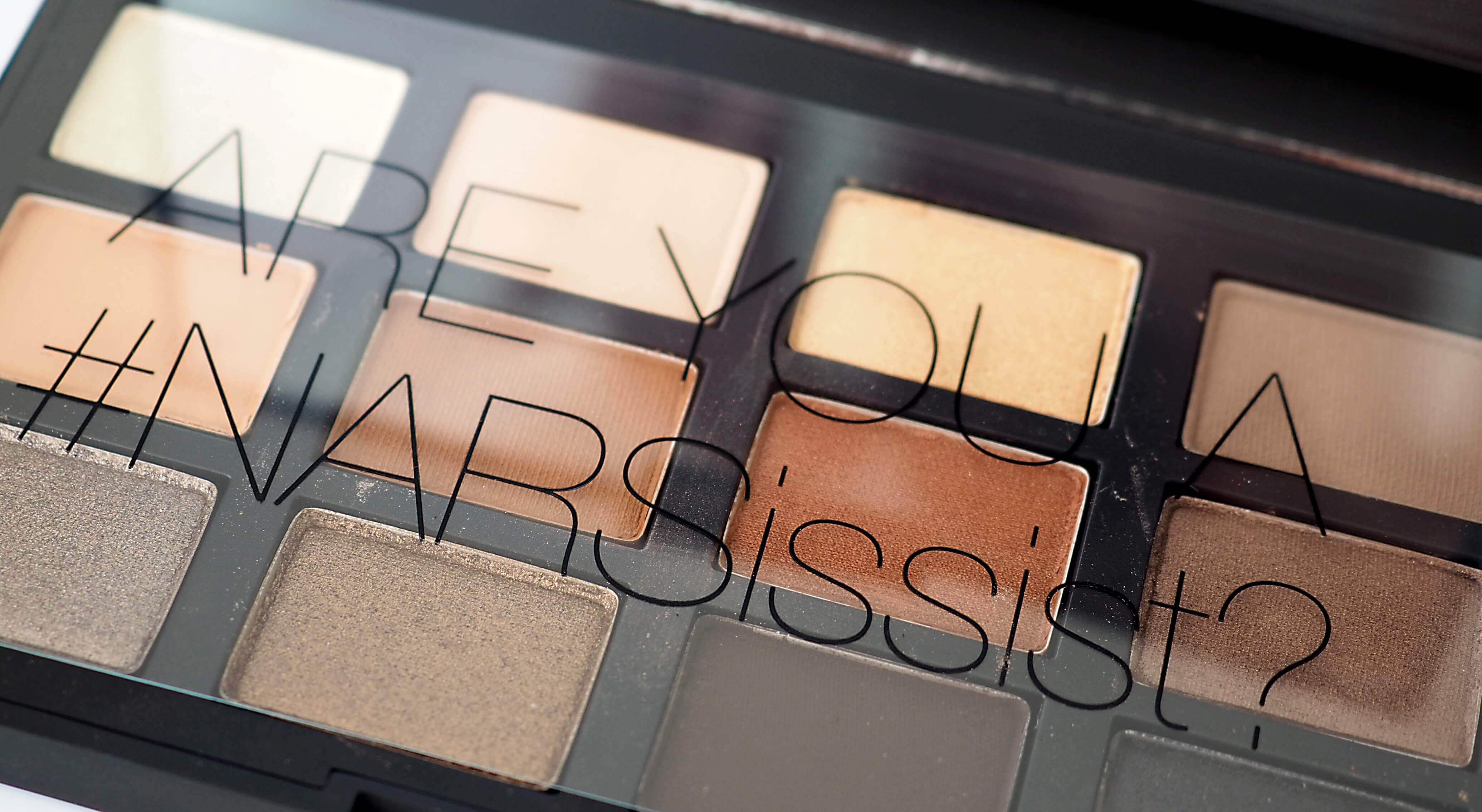 Opinia NARS NARSissist LOADED EYESHADOW PALETTE