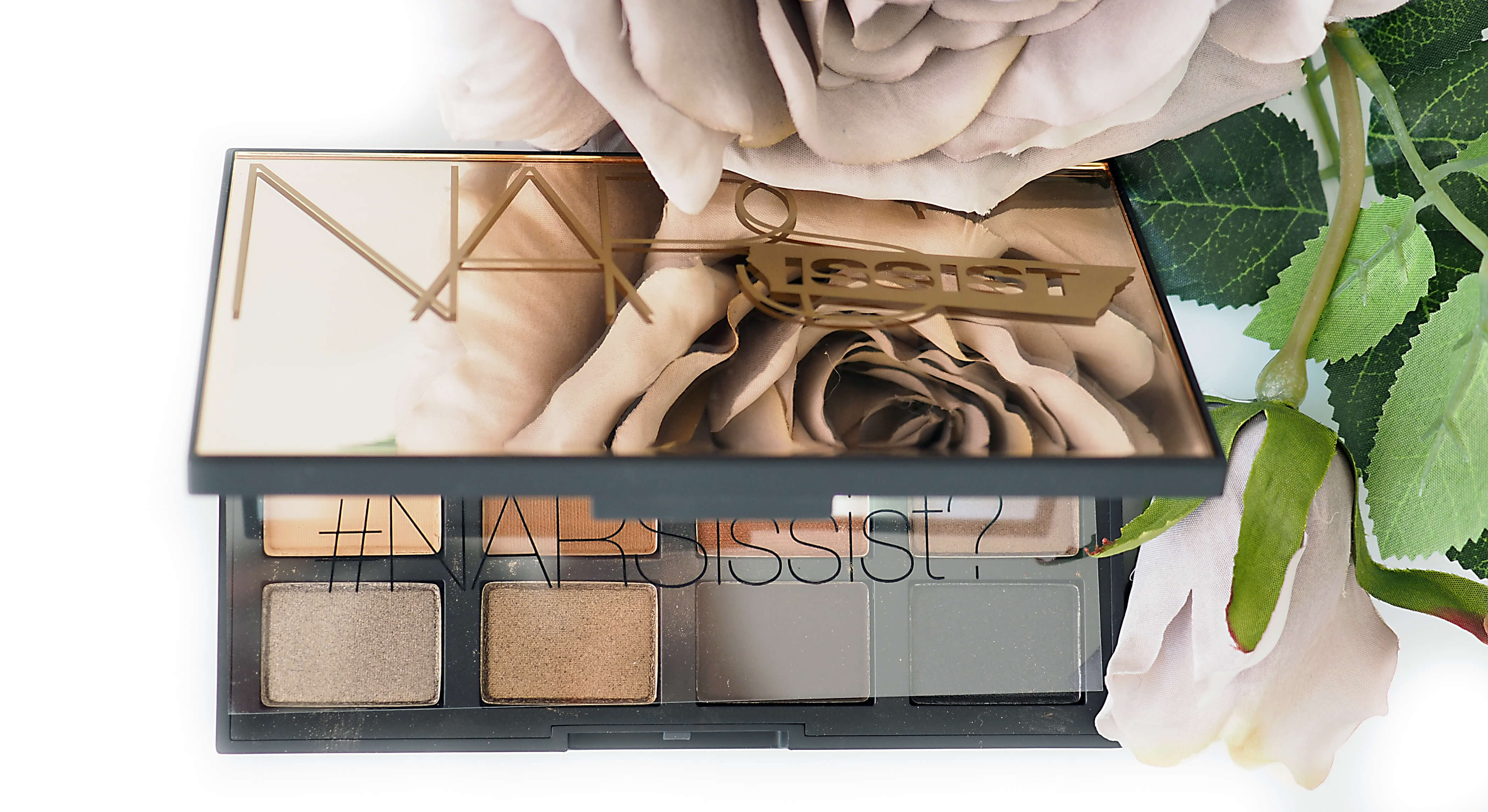 TEST NARS NARSissist LOADED EYESHADOW PALETTE