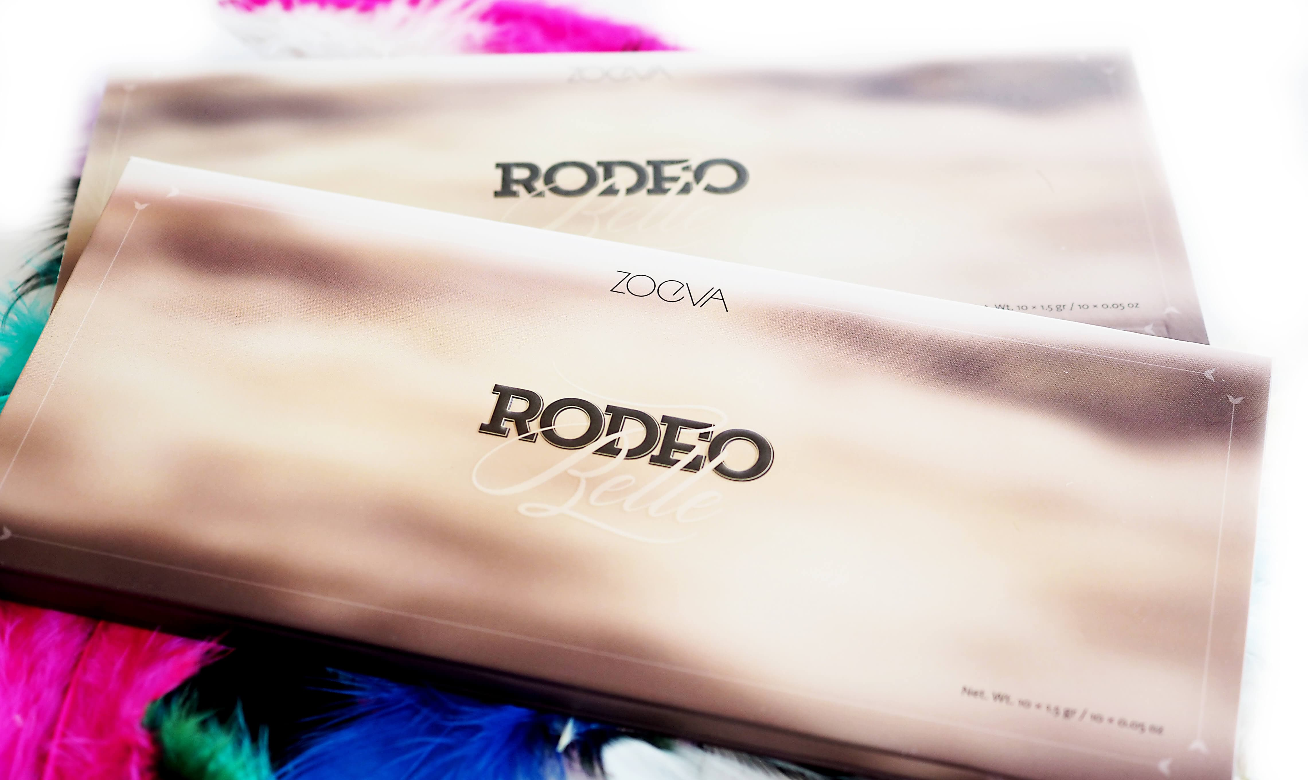 Test ZOEVA RODEO BELLE