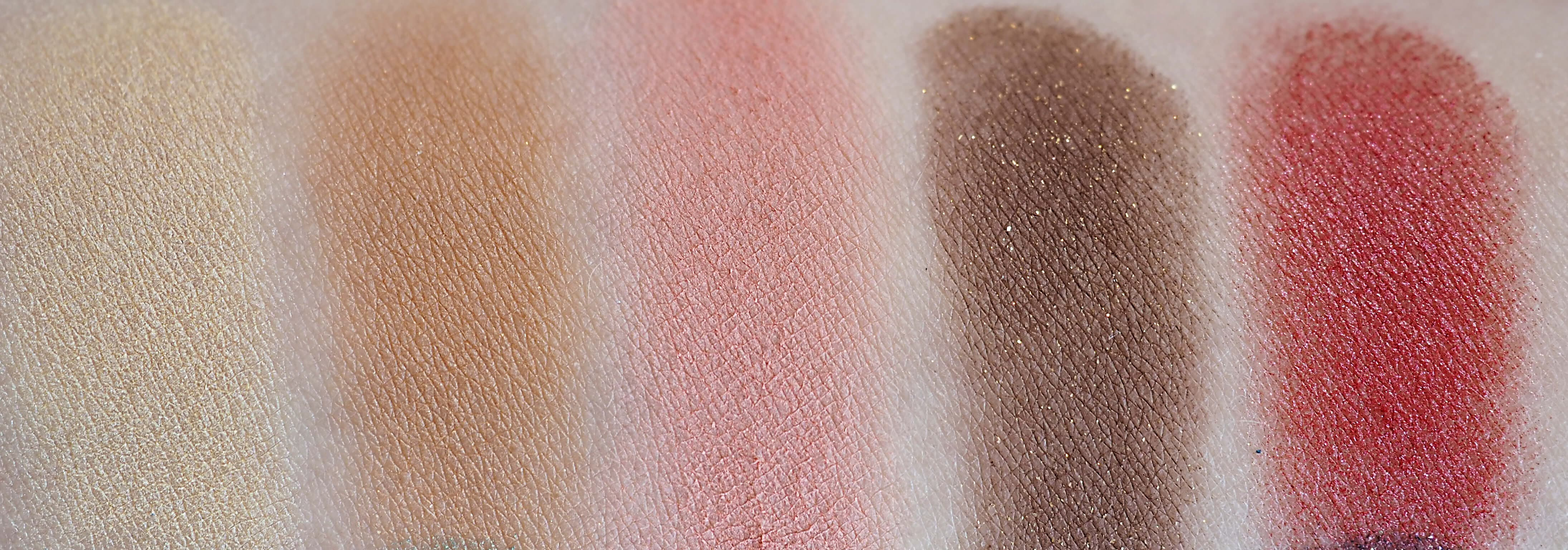 Swatches ZOEVA RODEO BELLE