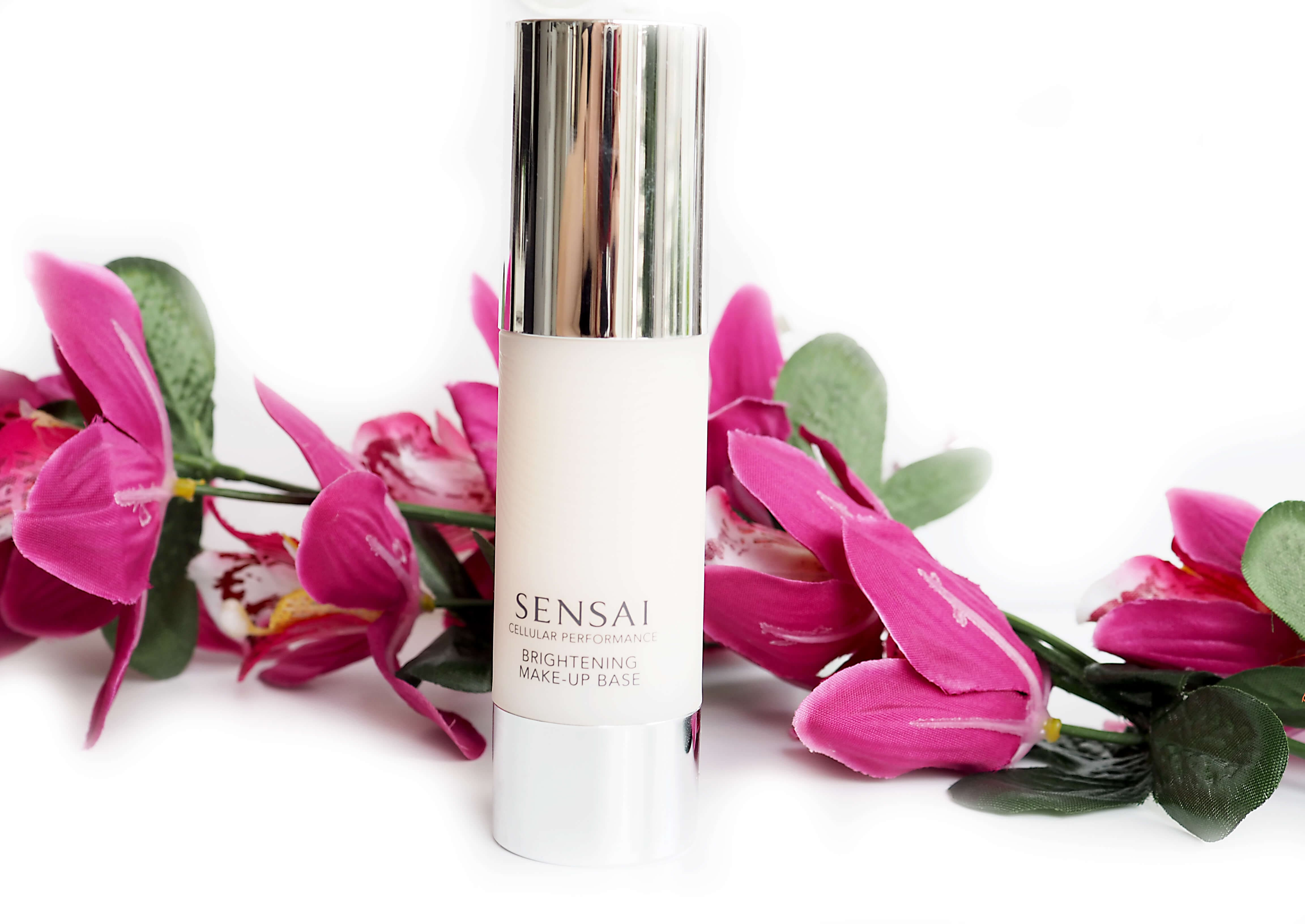 Recenzja SENSAI BRIGHTENING MAKE-UP BASE
