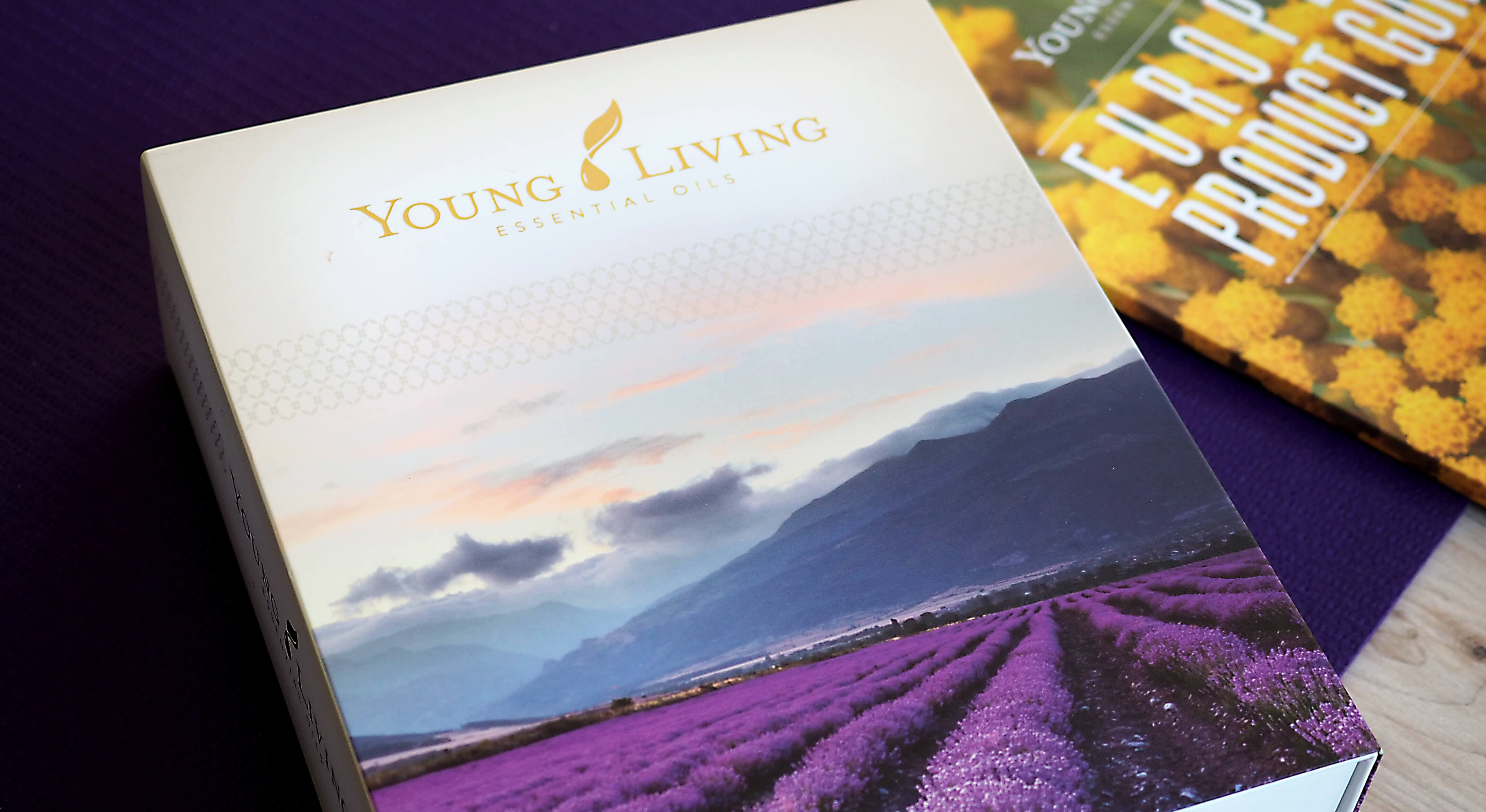 AROMATERAPIA Z YOUNG LIVING