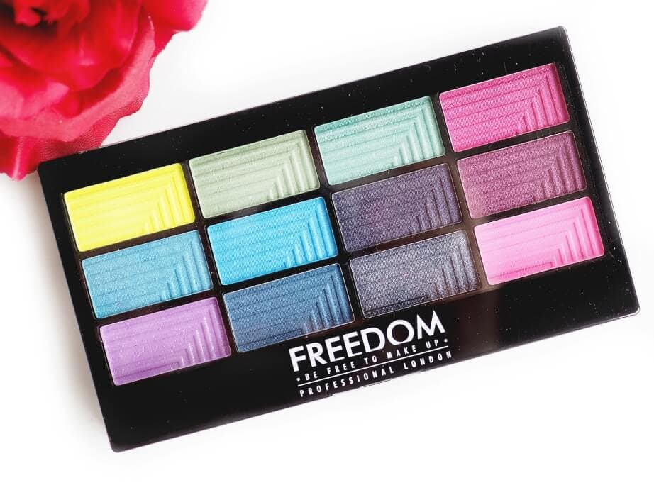 FREEDOM MAKEUP CHASING RAINBOW