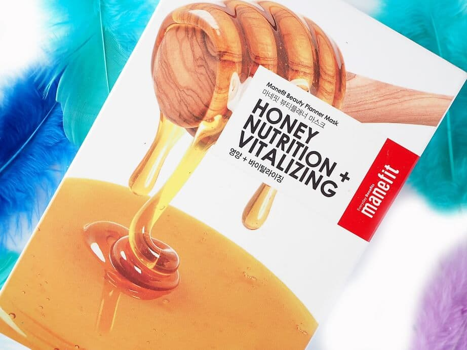 MANEFIT HONEY SHEET MASK