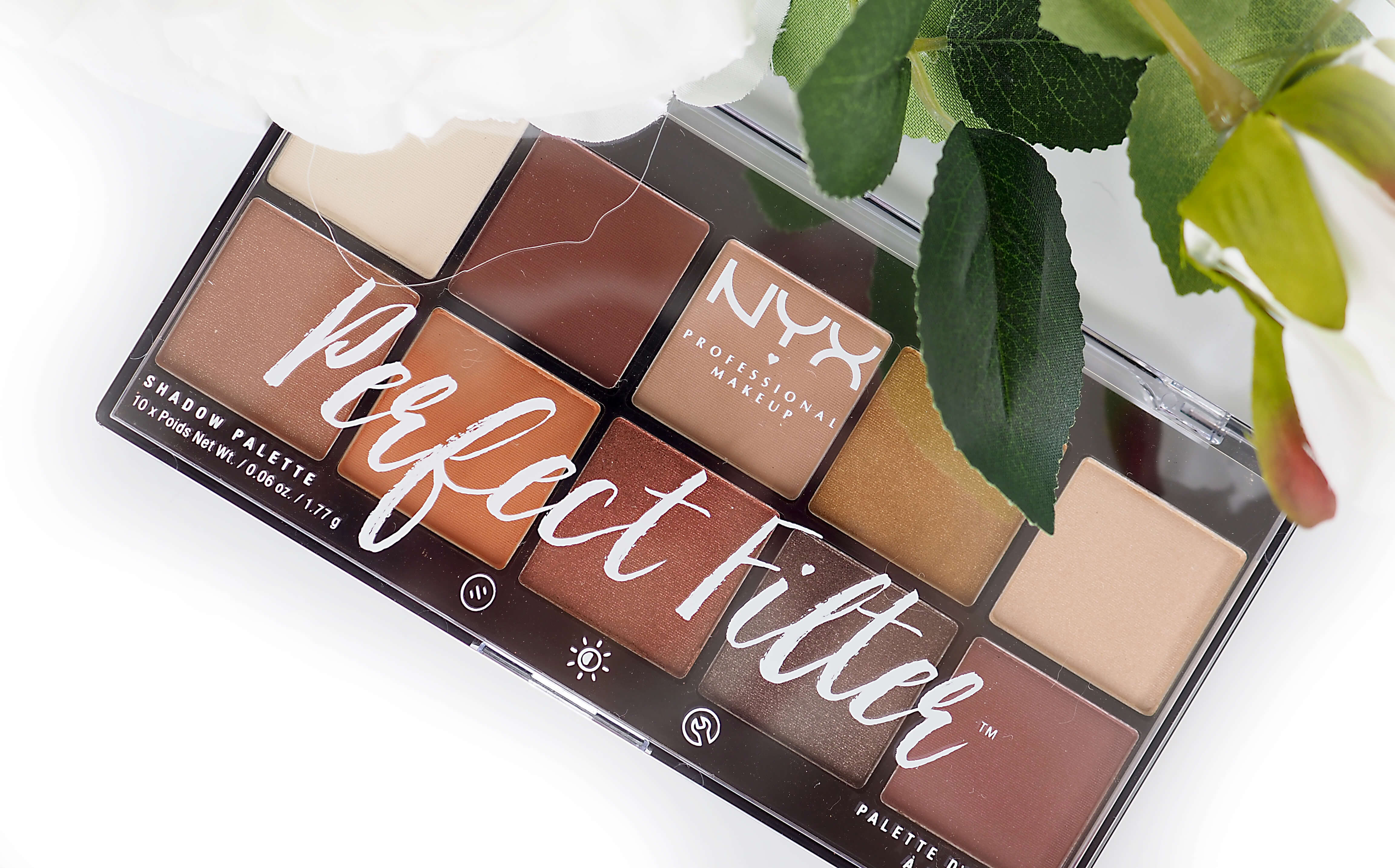 Test NYX PERFECT FILLER RUSTIC ANTIQUE