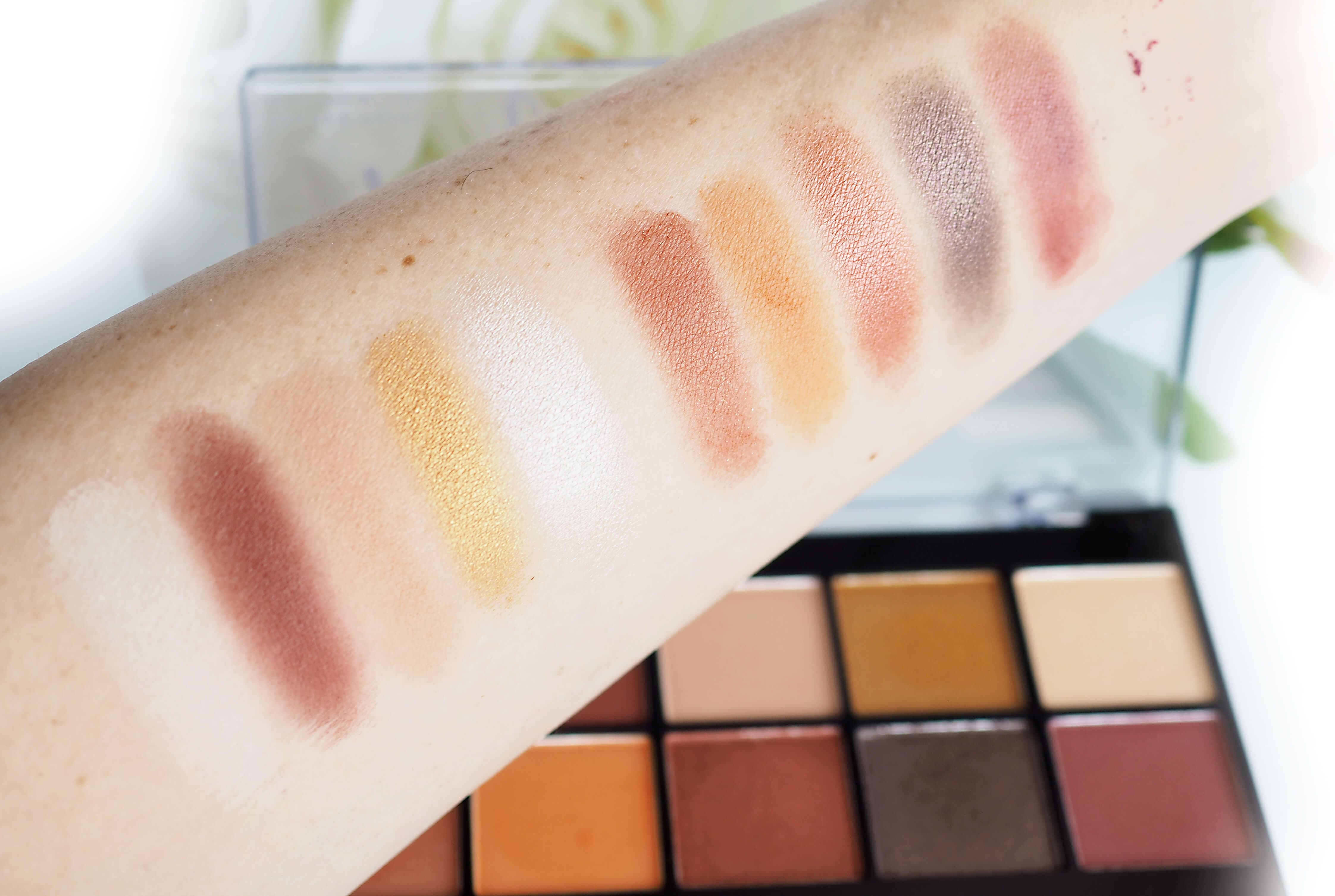 Swatches NYX PERFECT FILLER RUSTIC ANTIQUE