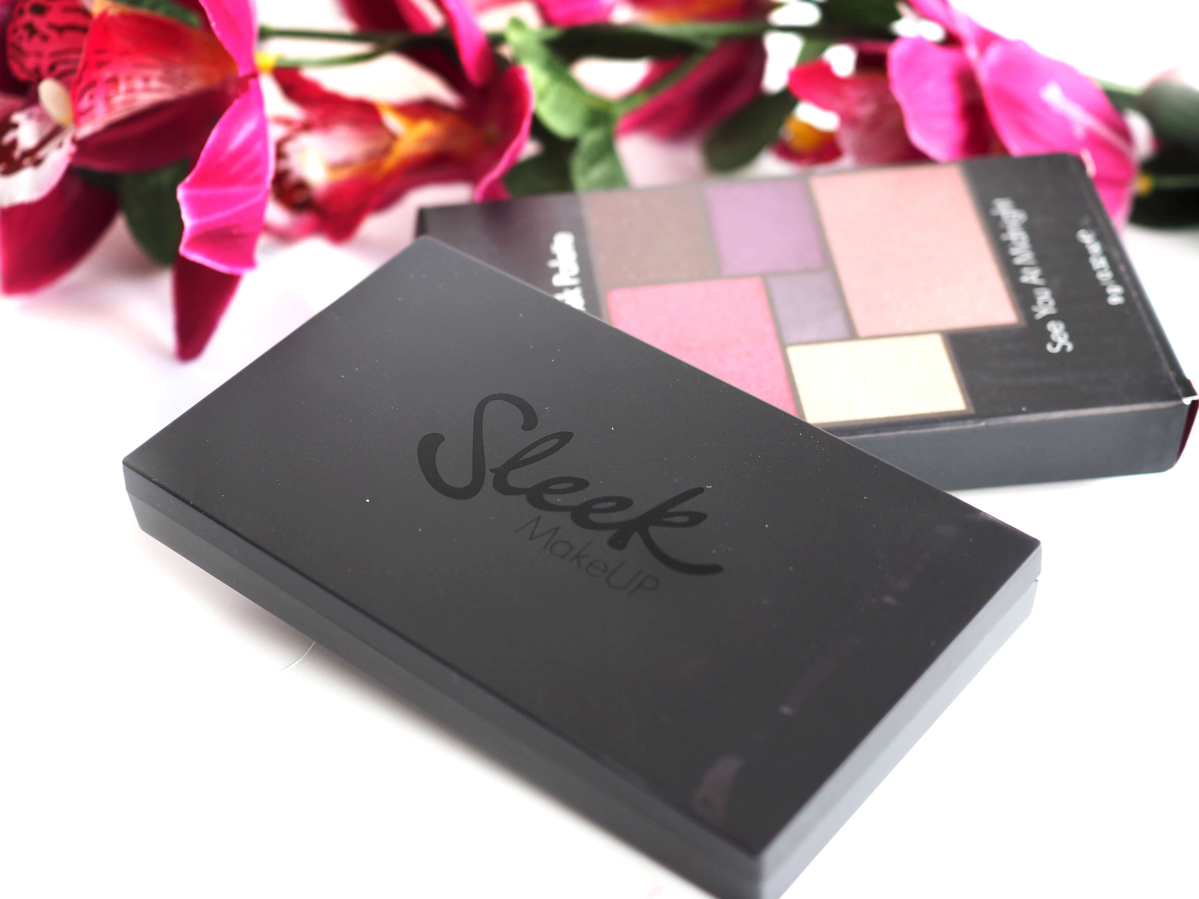 SLEEK EYE & CHEEK PALETTE See You At Midnigh