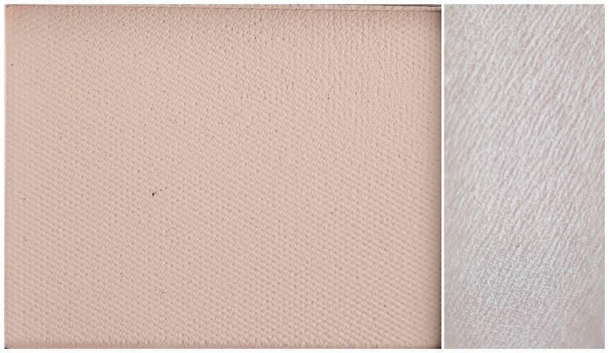 Test AA WINGS OF COLOR NUDE STYLE EYESHADOW PALETTE