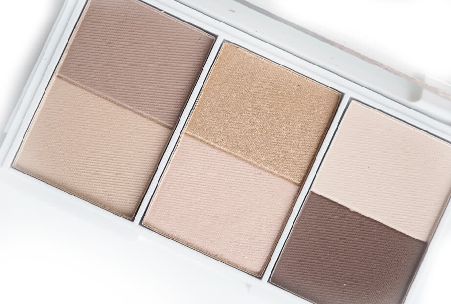 Recenzja AA WINGS OF COLOR NUDE STYLE EYESHADOW PALETTE
