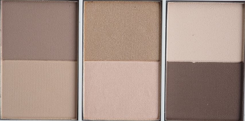 AA WINGS OF COLOR NUDE STYLE EYESHADOW PALETTE