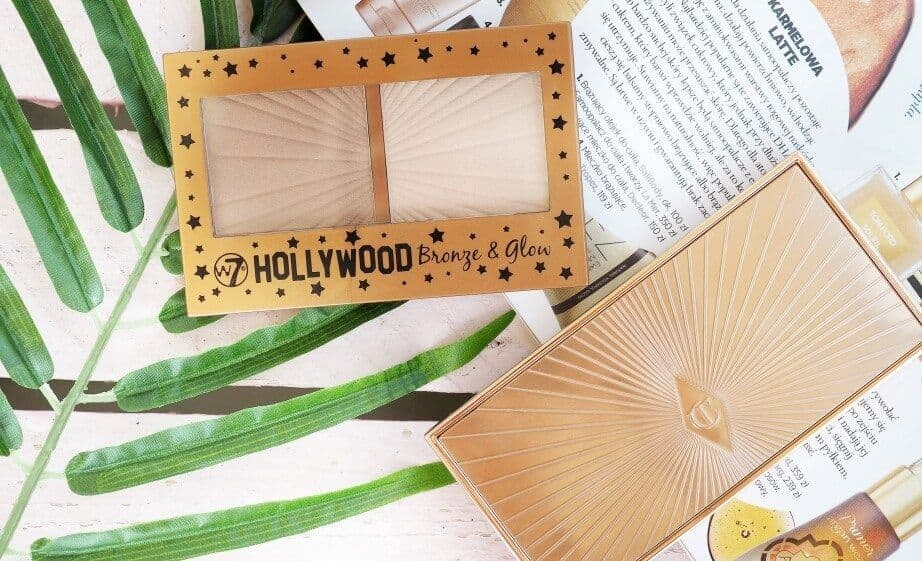W7 HOLLYWOOD BRONZE AND GLOW