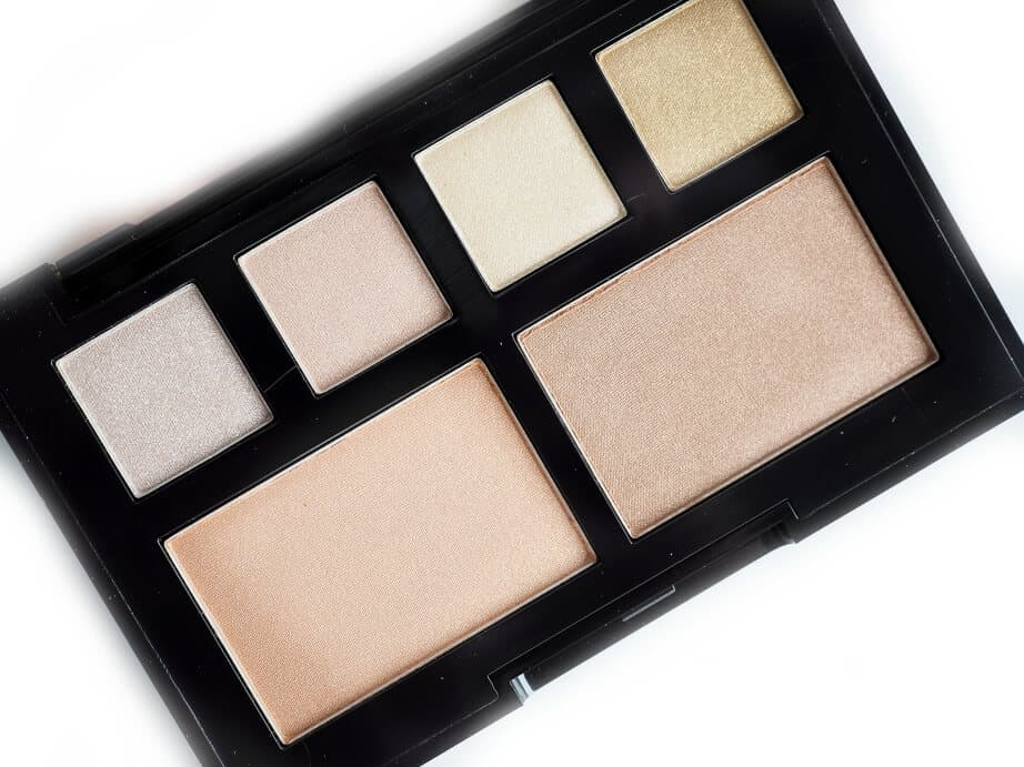 Opinia W7 GLOW FOR GLORY ILLUMINATING PALETTE