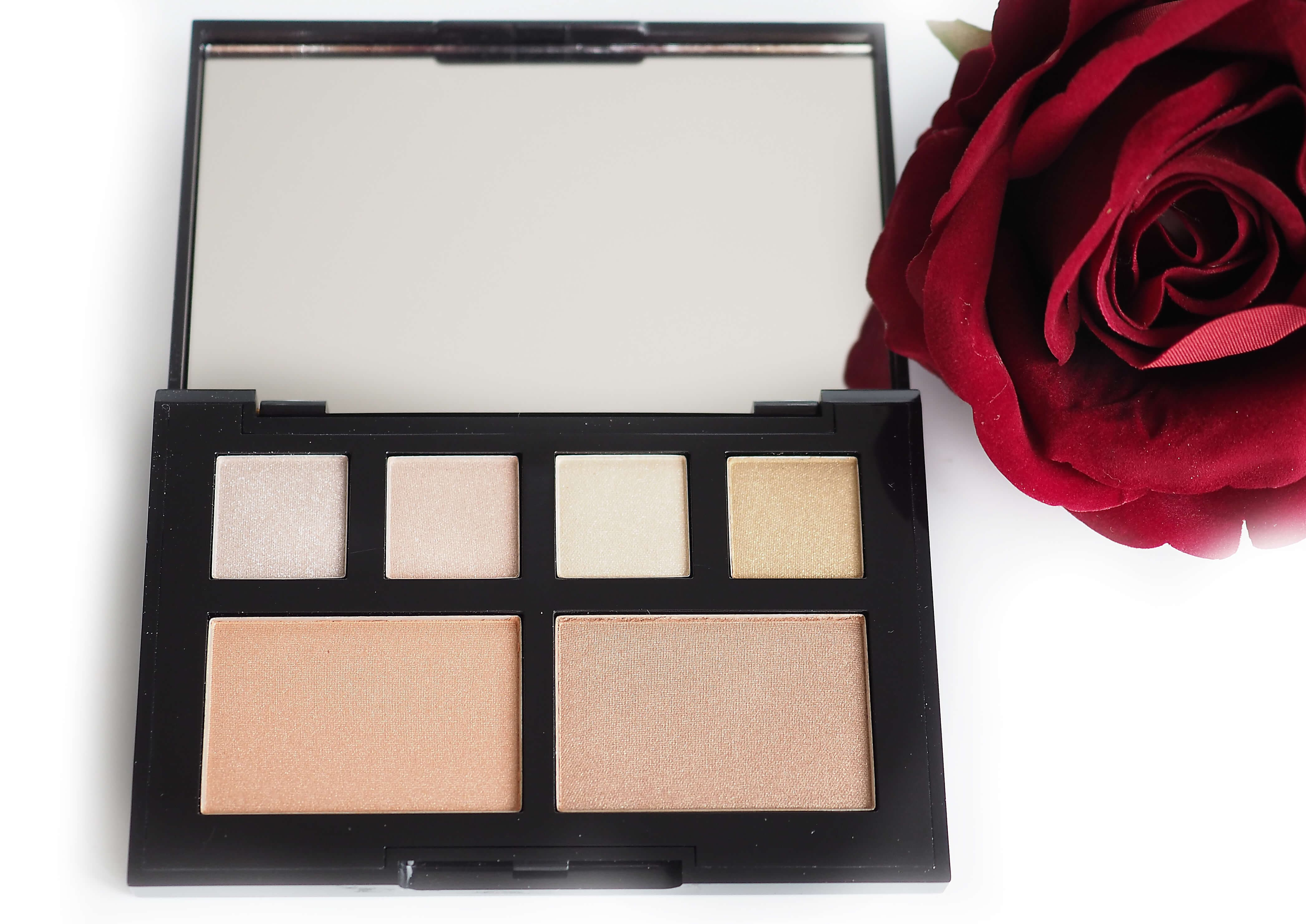 Recenzja W7 GLOW FOR GLORY ILLUMINATING PALETTE