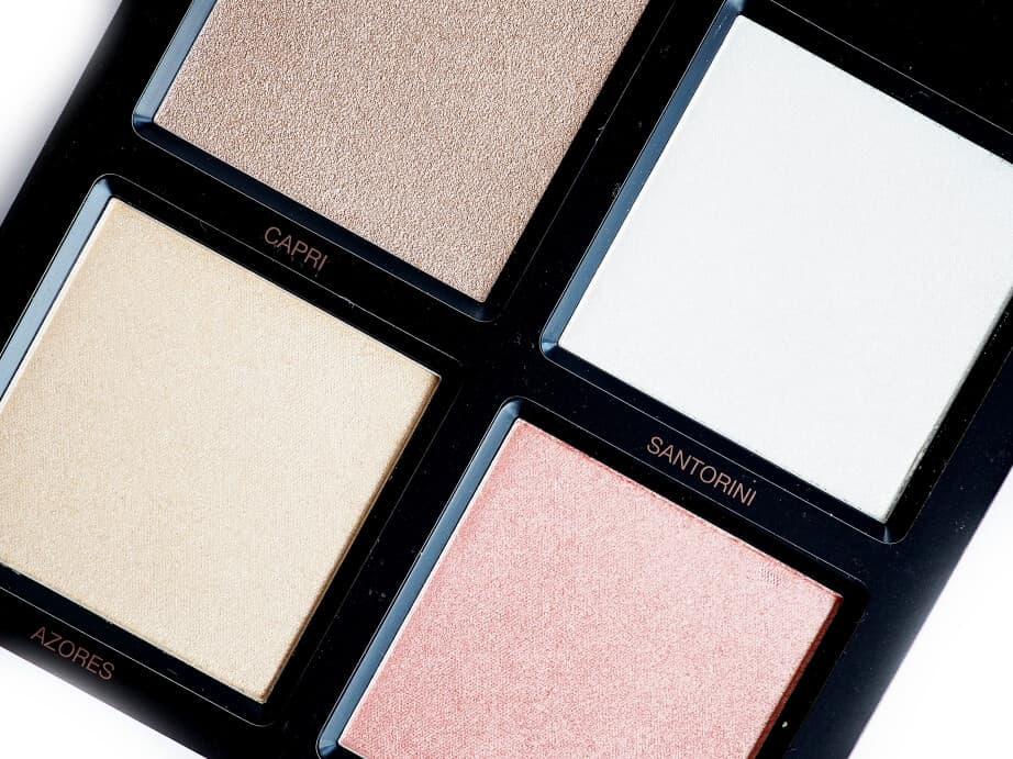 Opinia HUDA BEAUTY 3D HIGHLIGHTER The Pink Sands Edition