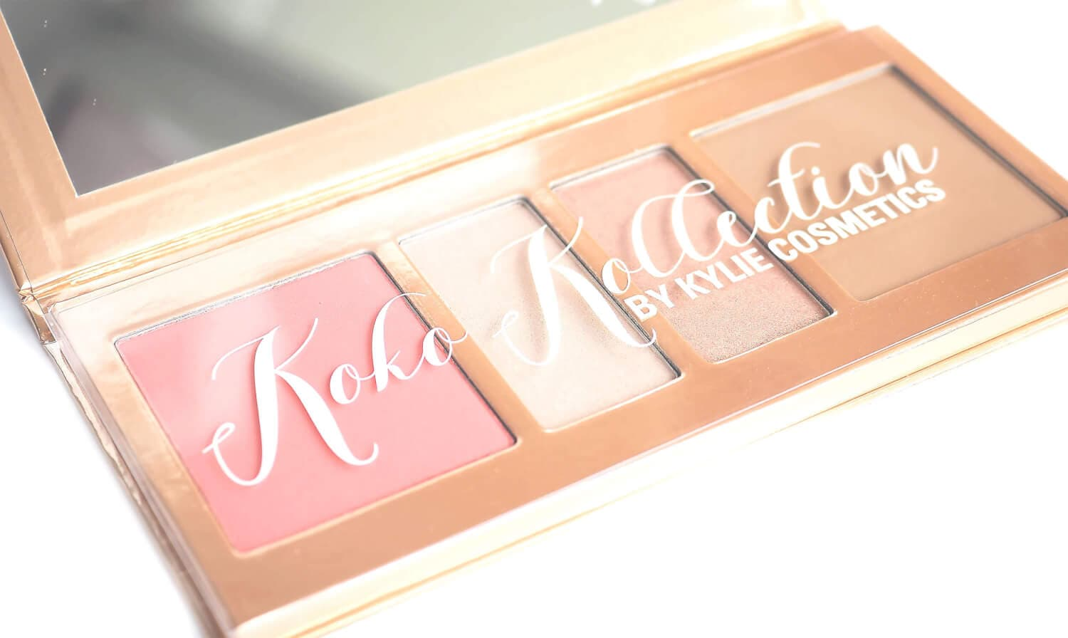 KYLIE COSMETICS KOKO KOLLECTION PRESSED POWDER PALETTE
